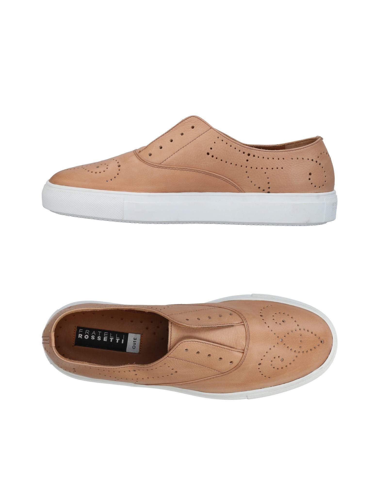 Sneakers Fratelli Rossetti Homme - Sneakers Fratelli Rossetti  Sable Les chaussures les plus populaires pour les hommes et les femmes
