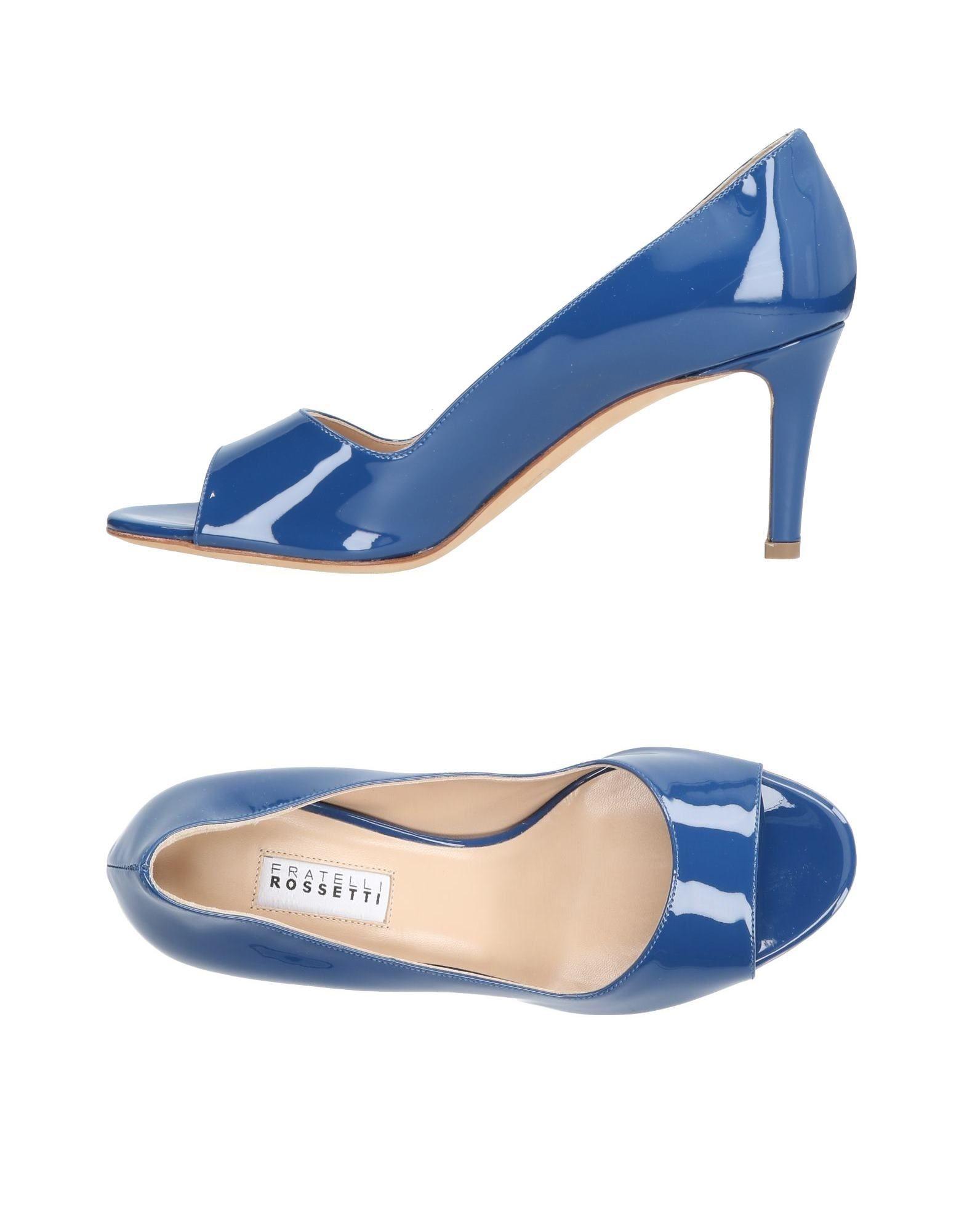 Stilvolle billige Schuhe Fratelli Rossetti Pumps Damen  11440656WD