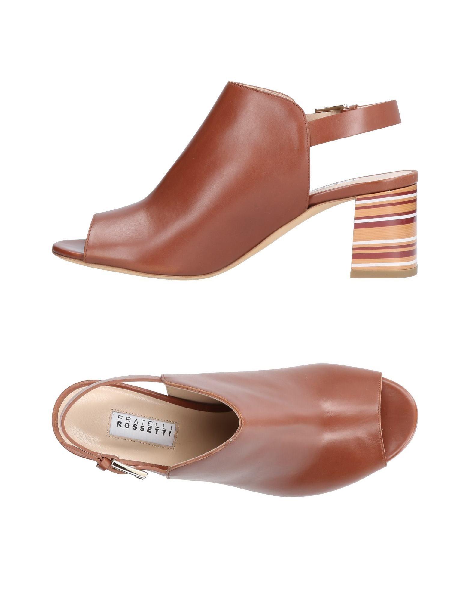 Stilvolle billige Schuhe Fratelli  Rossetti Sandalen Damen  Fratelli 11440659LH cac7cf