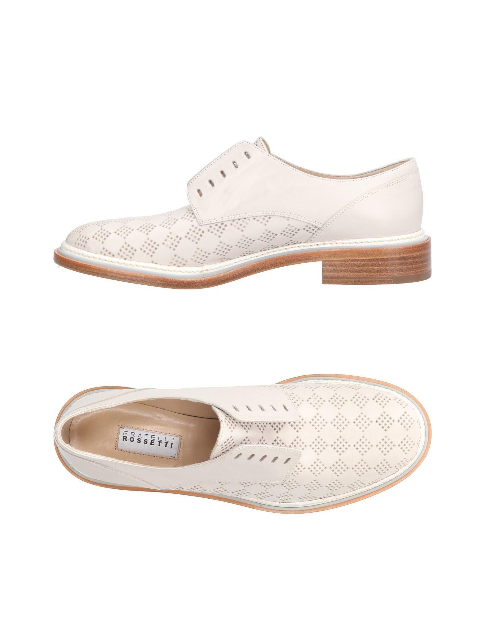 Fratelli Rossetti Schnürschuhe Damen  11440663QHGut aussehende strapazierfähige Schuhe