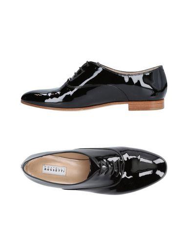 Los zapatos más populares para hombres y mujeres Zapato De Cordones Fratelli Rossetti Mujer - Zapatos De Cordones Fratelli Rossetti   - 11440664BQ Negro