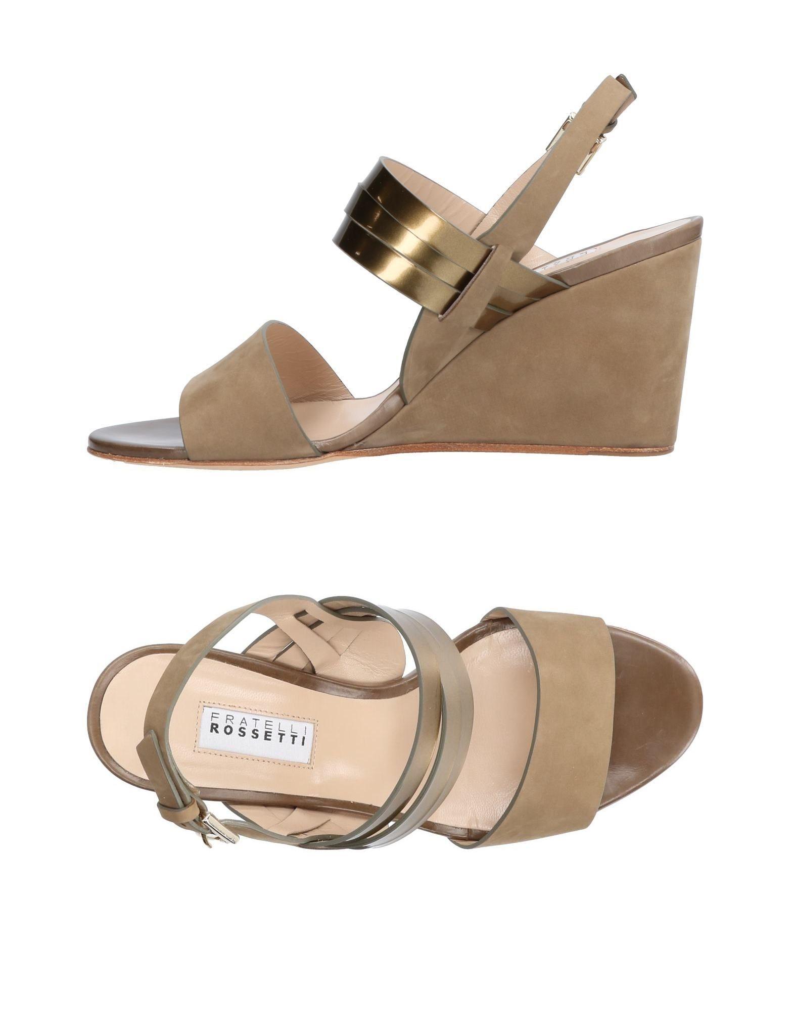 Fratelli Rossetti Sandalen Damen  11440668QRGut aussehende strapazierfähige Schuhe