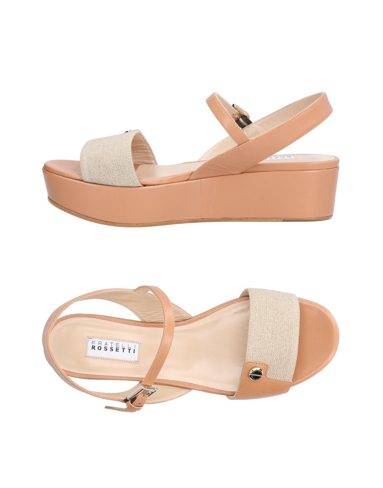 Fratelli Rossetti Sandalen Damen  11440682PCGut aussehende strapazierfähige Schuhe
