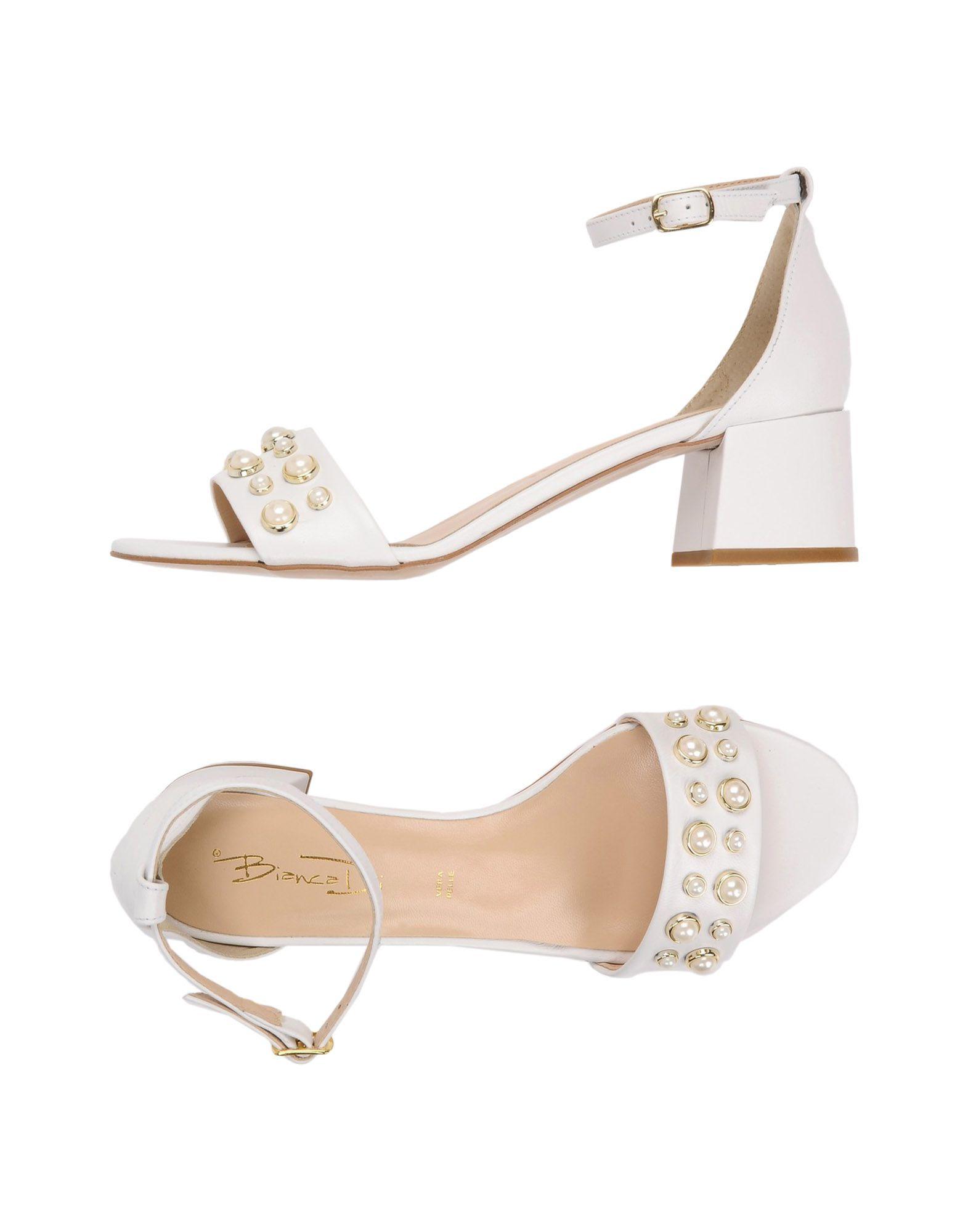 Gut um billige Schuhe zu tragenBianca Di Sandalen Damen  11440779WJ