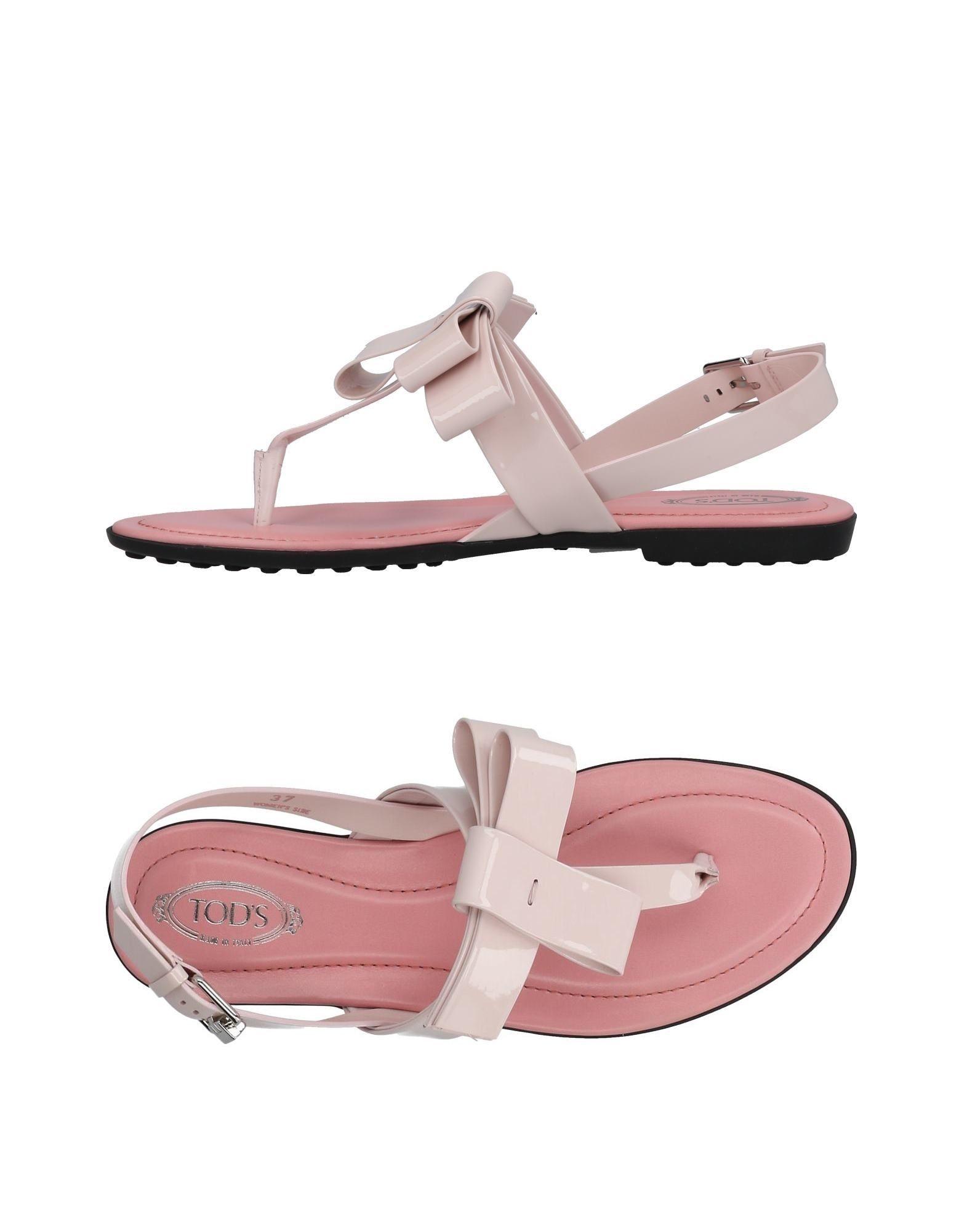 Stilvolle billige Schuhe Tod's Dianetten Damen  11440849MQ