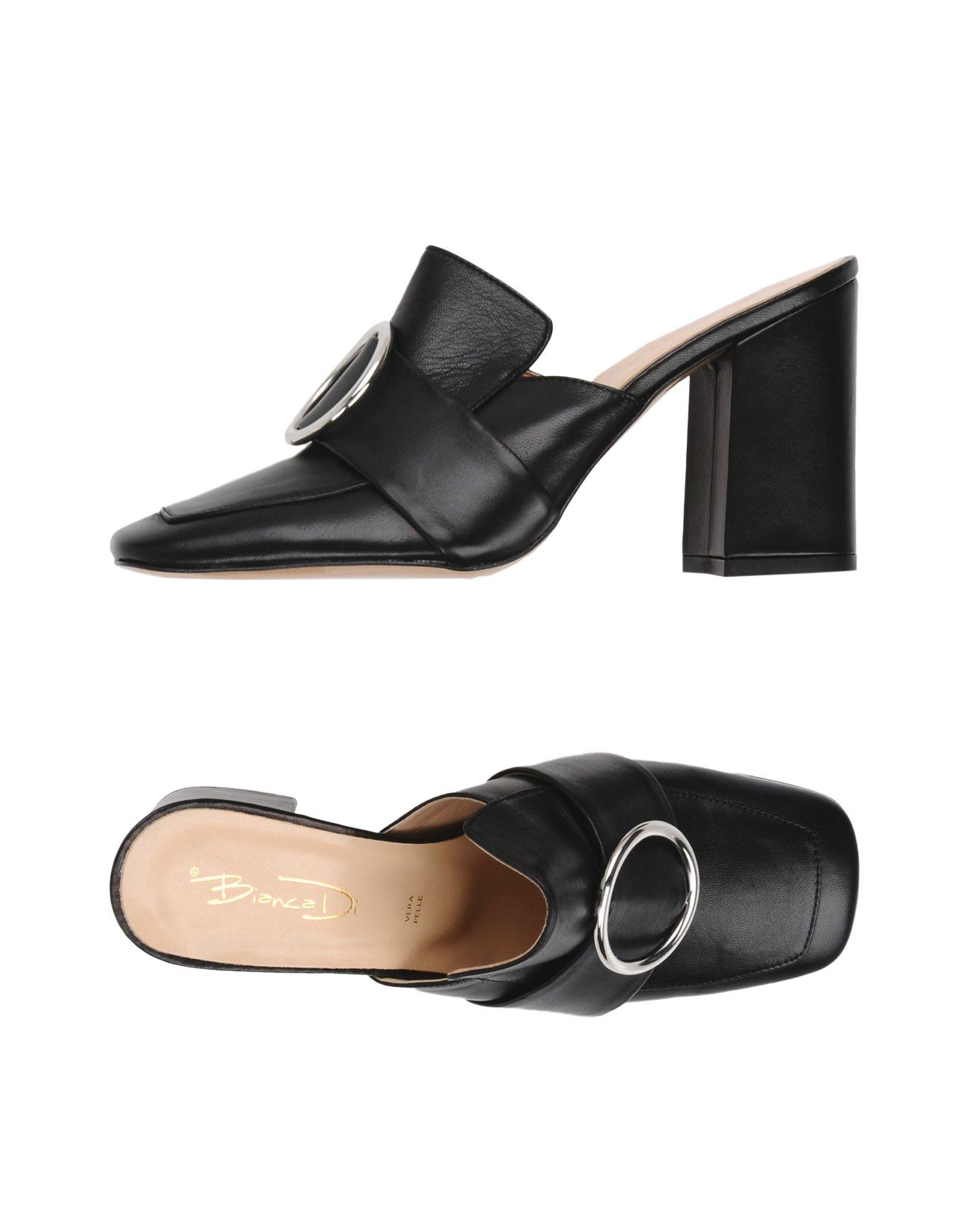 Bianca Di Pantoletten Damen  11440853BH Gute Qualität beliebte Schuhe