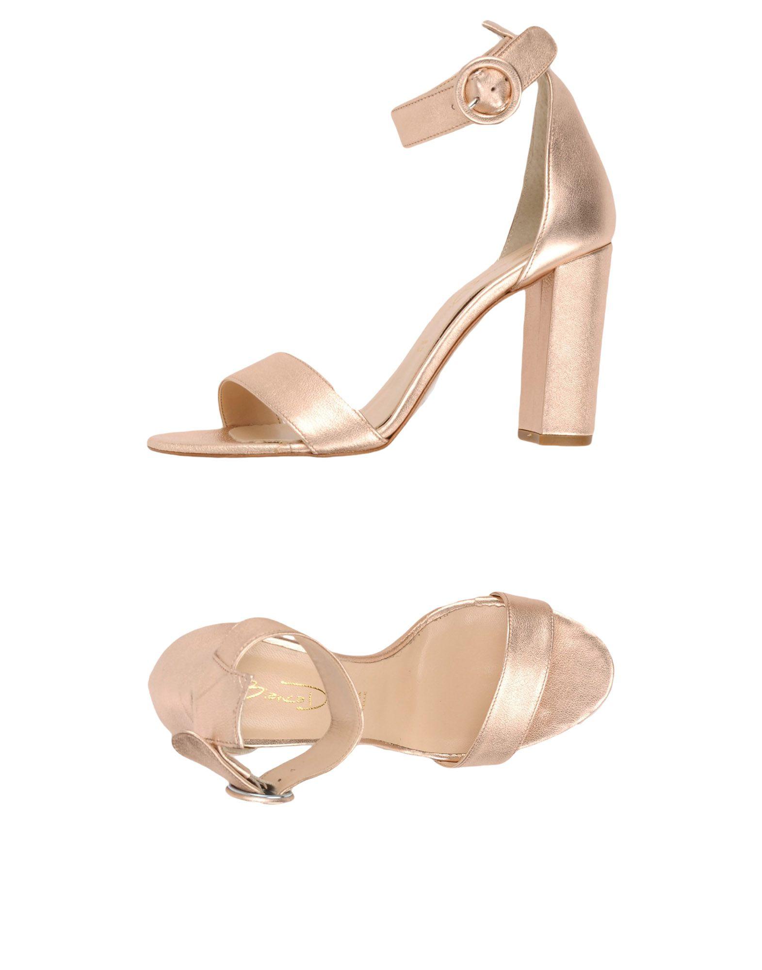 Bianca Di Sandalen Damen  11440864RV Gute Qualität beliebte Schuhe