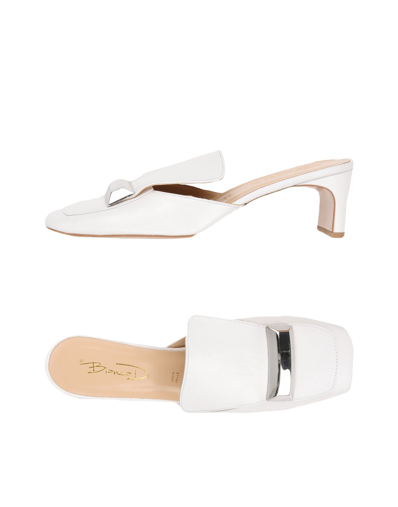 Gut um Pantoletten billige Schuhe zu tragenBianca Di Pantoletten um Damen  11440889AK 50ad9e