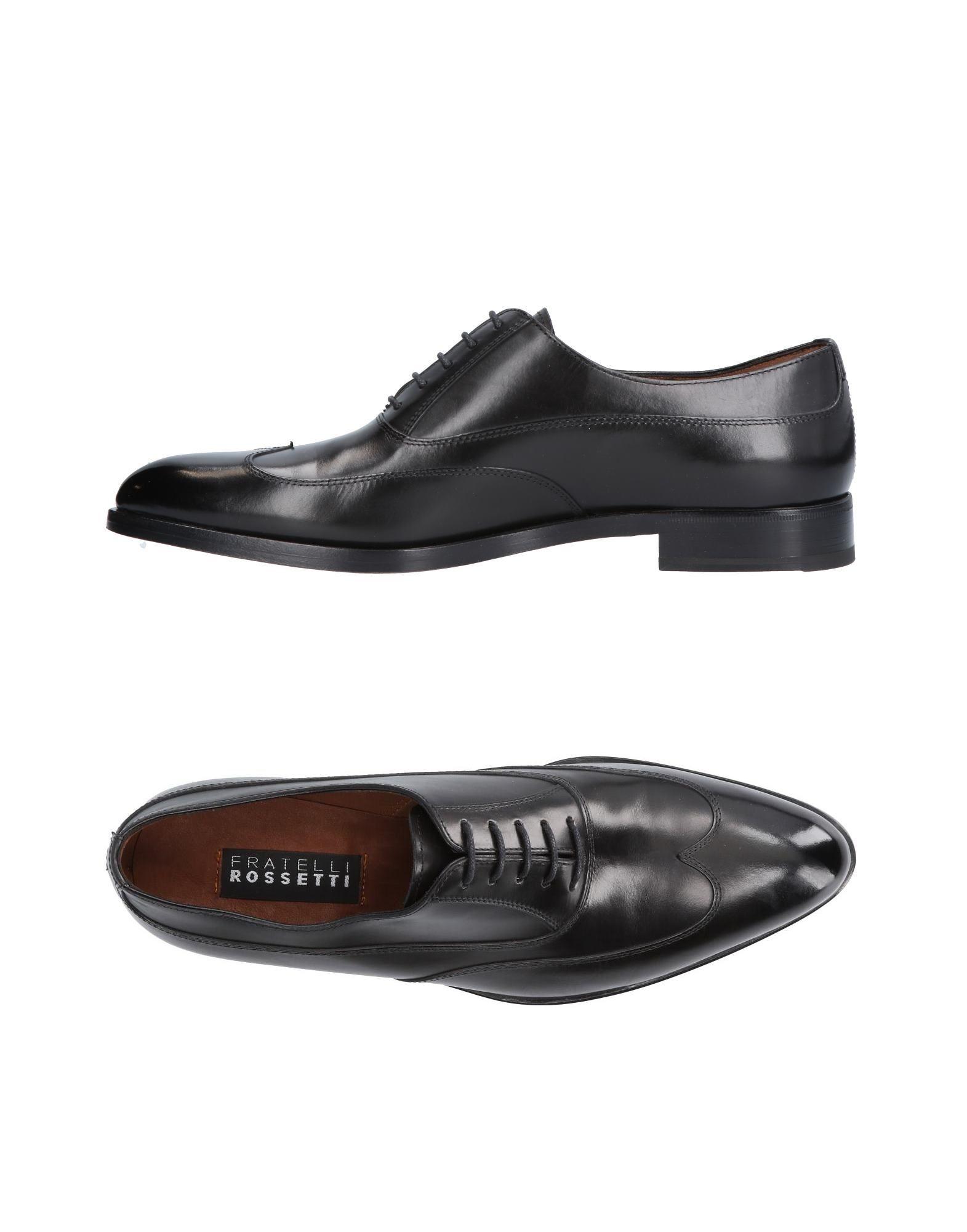 Fratelli Rossetti Schnürschuhe Herren  11440980CB Gute Qualität beliebte Schuhe