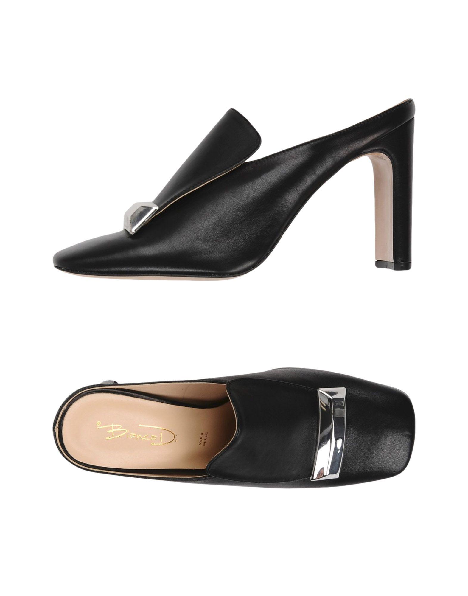 Bianca Di Pantoletten Qualität Damen  11441006EO Gute Qualität Pantoletten beliebte Schuhe dc467b