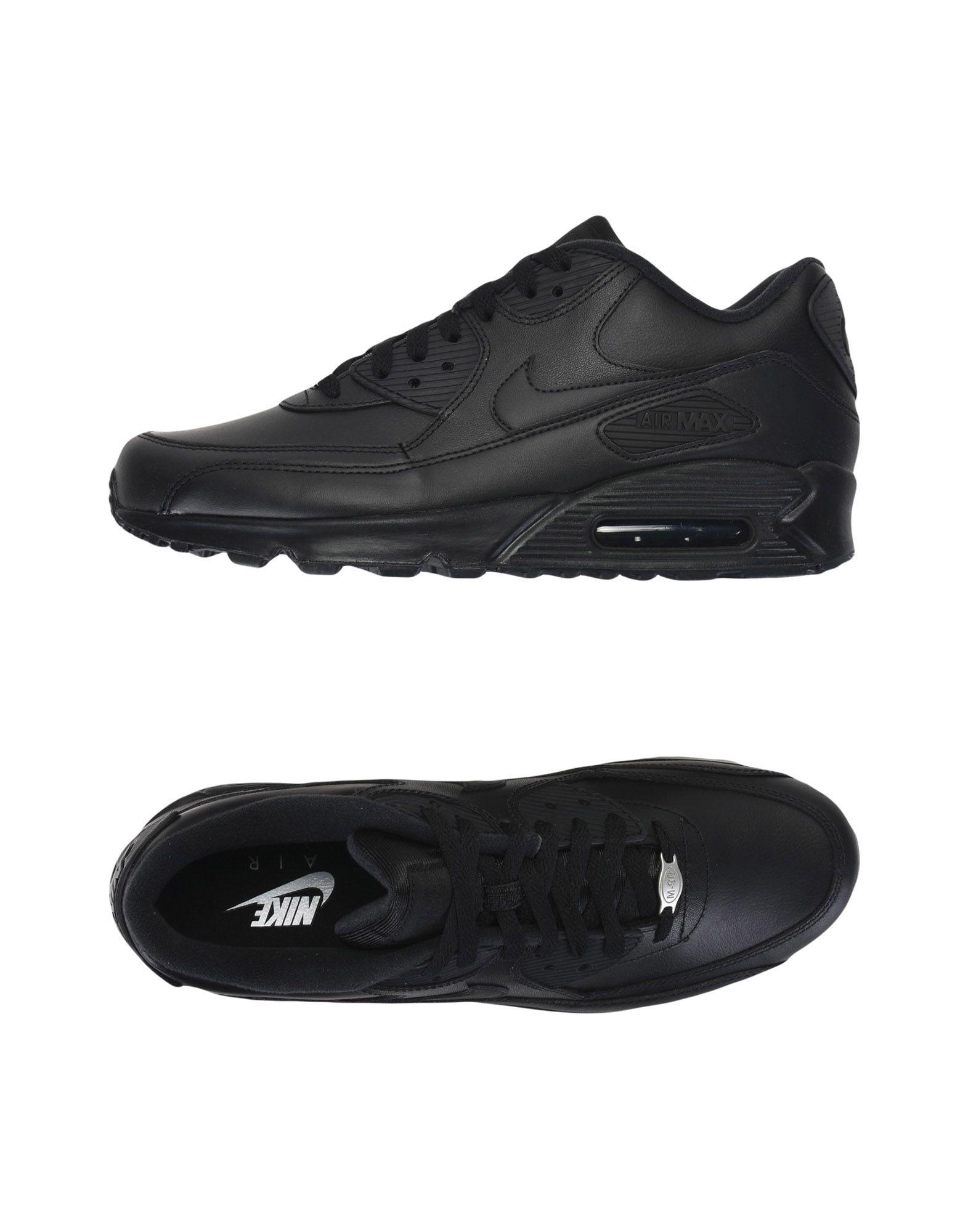 Rabatt echte Schuhe Nike Air Max 90 Leather  11441094EG