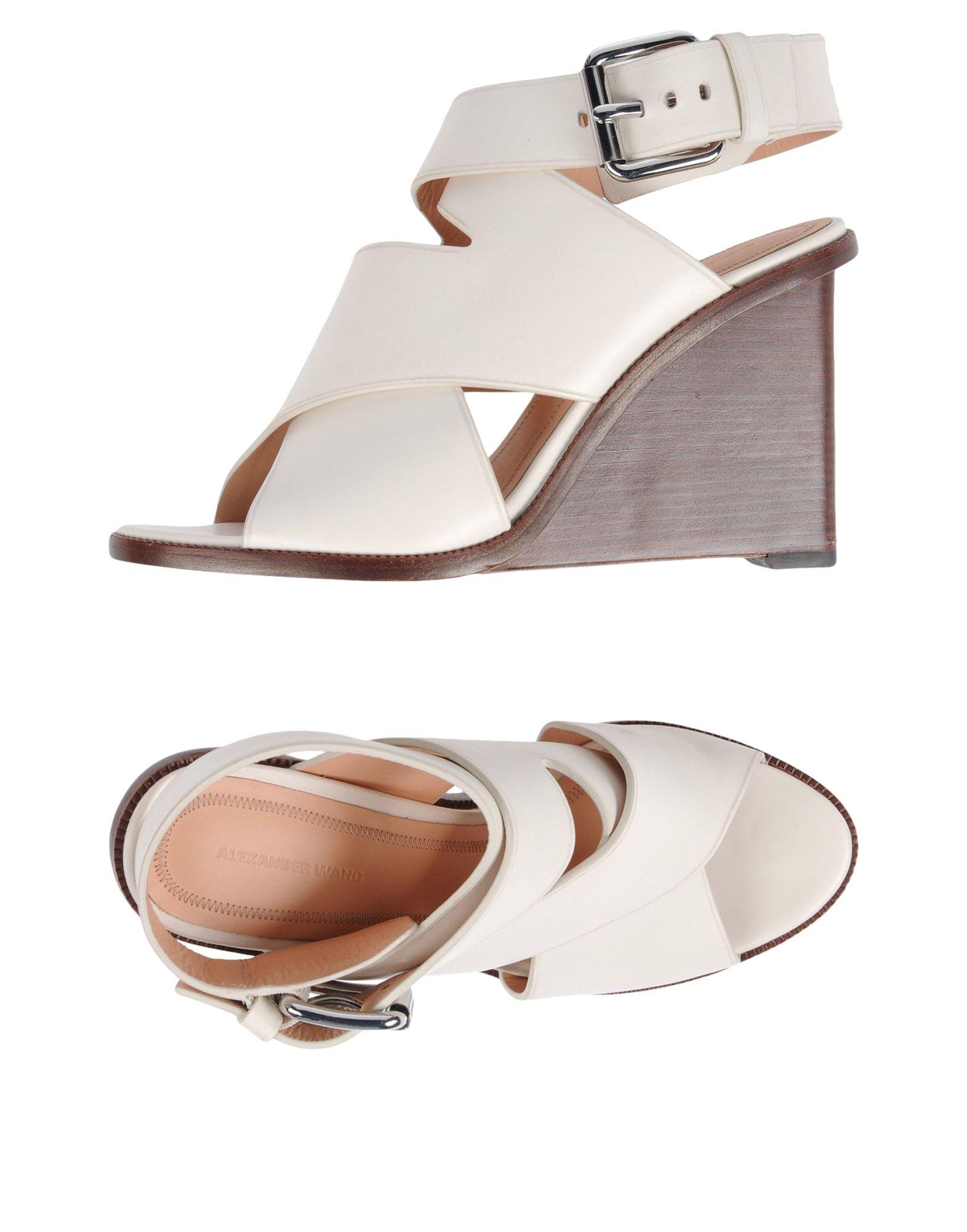 Alexander Wang Sandalen Damen  Schuhe 11441144NRGünstige gut aussehende Schuhe  b29297