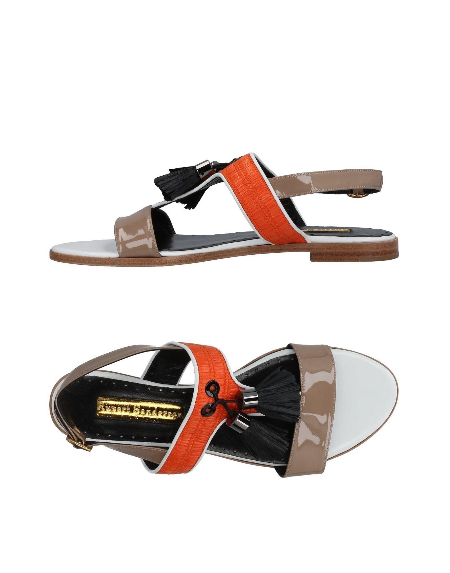 Rabatt Schuhe Rupert Sanderson Sanderson Rupert Sandalen Damen  11441152PE 055409