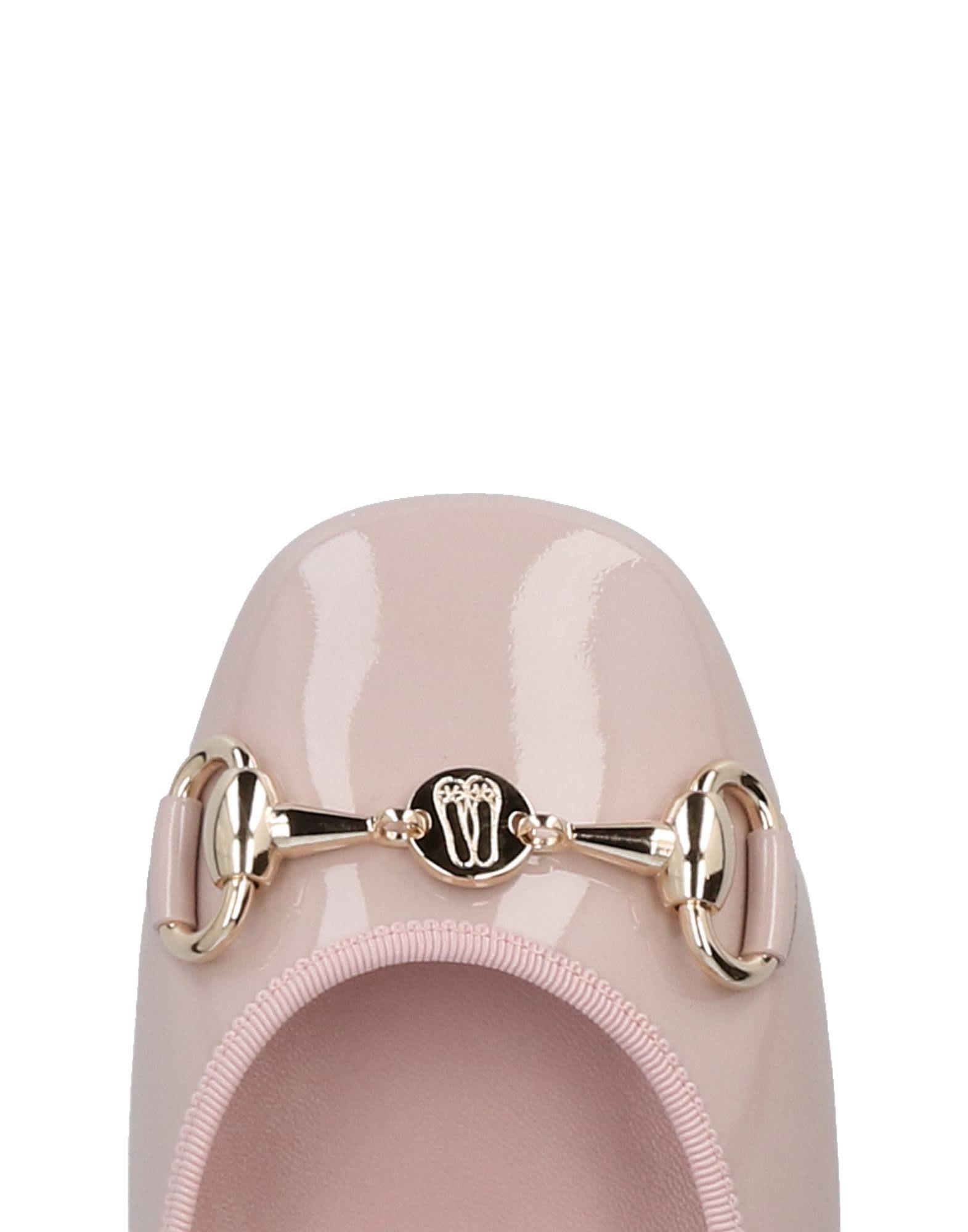 Stilvolle billige Schuhe Pretty Ballerinas Pumps Damen  11441214VL