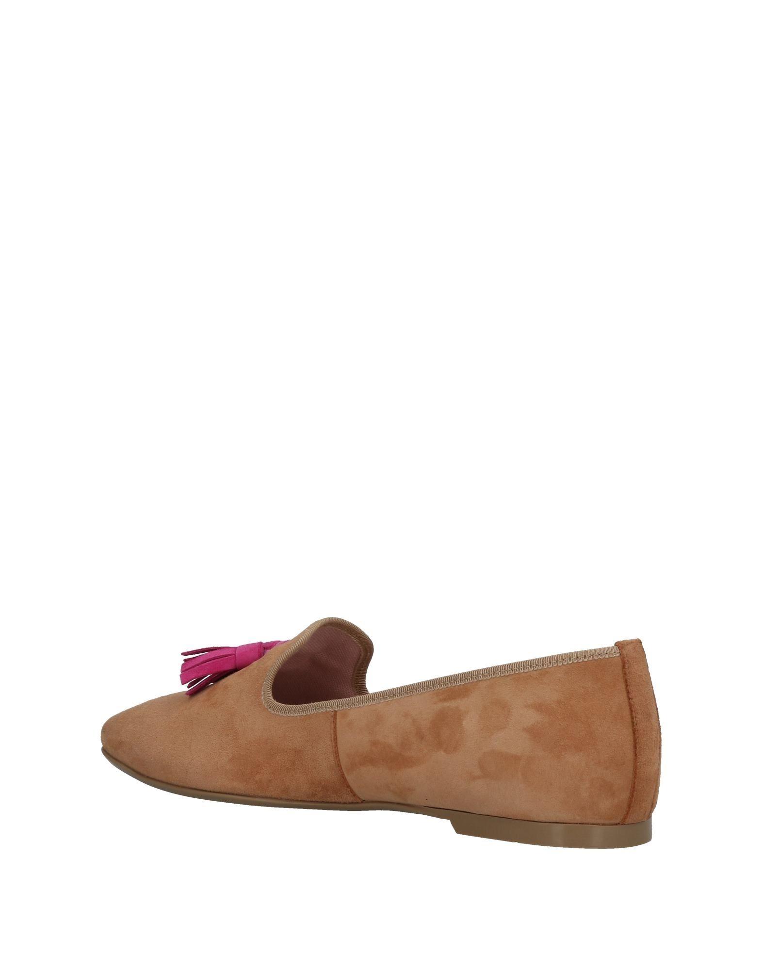 Stilvolle billige Schuhe Pretty Ballerinas Mokassins Damen  11441219OO