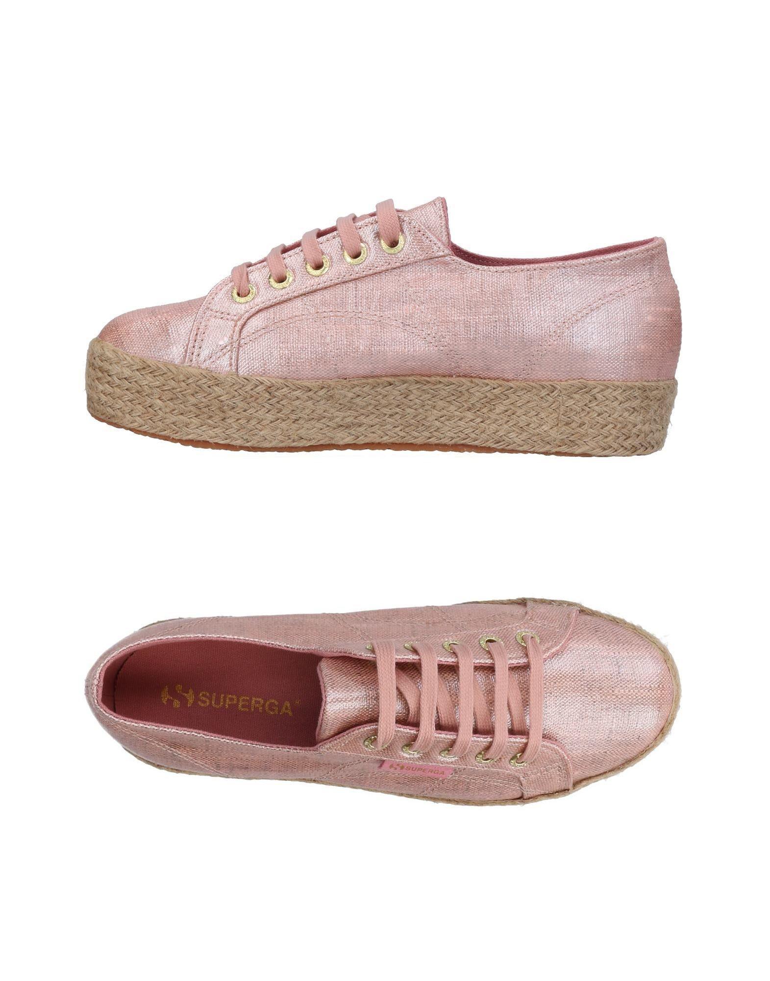 Descuento de la Zapatillas marca Zapatillas Superga® Mujer - Zapatillas la Superga®  Rosa 05520d