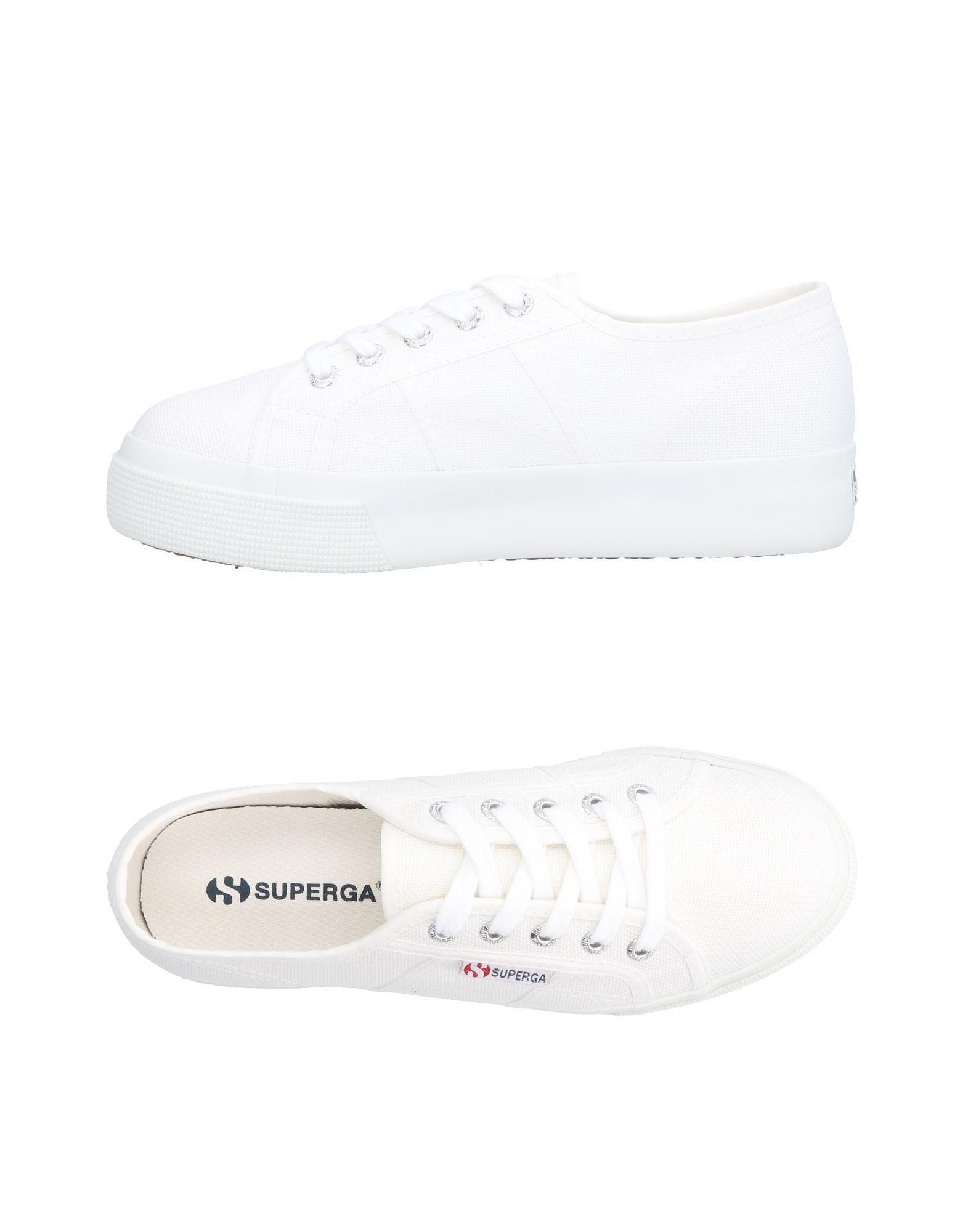 Baskets Superga® Femme - Baskets Superga® vente Blanc Meilleur modèle de vente Superga® 5bd516