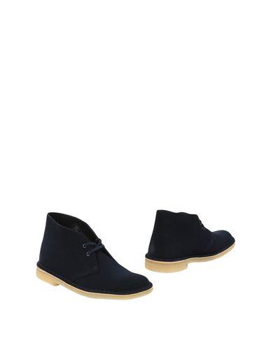 Zapatos de hombre y mujer mujer mujer de promoción por tiempo limitado Botín Clarks Mujer - Botines Clarks - 11441300IJ Azul oscuro 509f3a