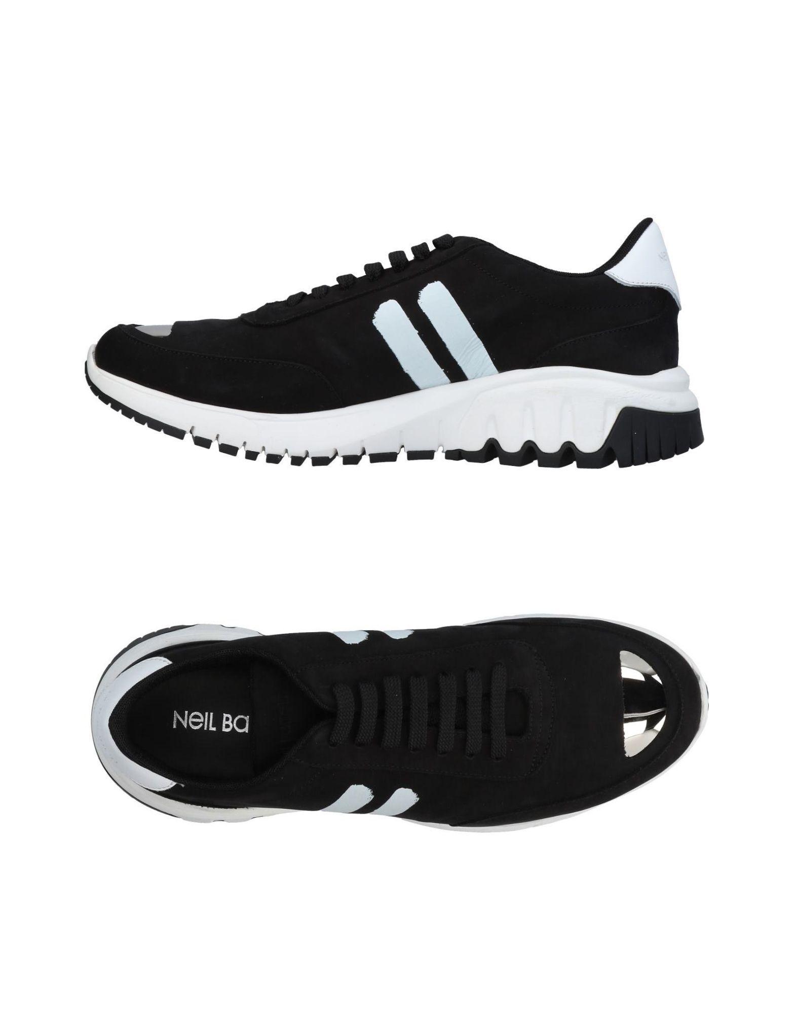 Neil Barrett Sneakers Herren  11441466JQ Gute Qualität beliebte Schuhe