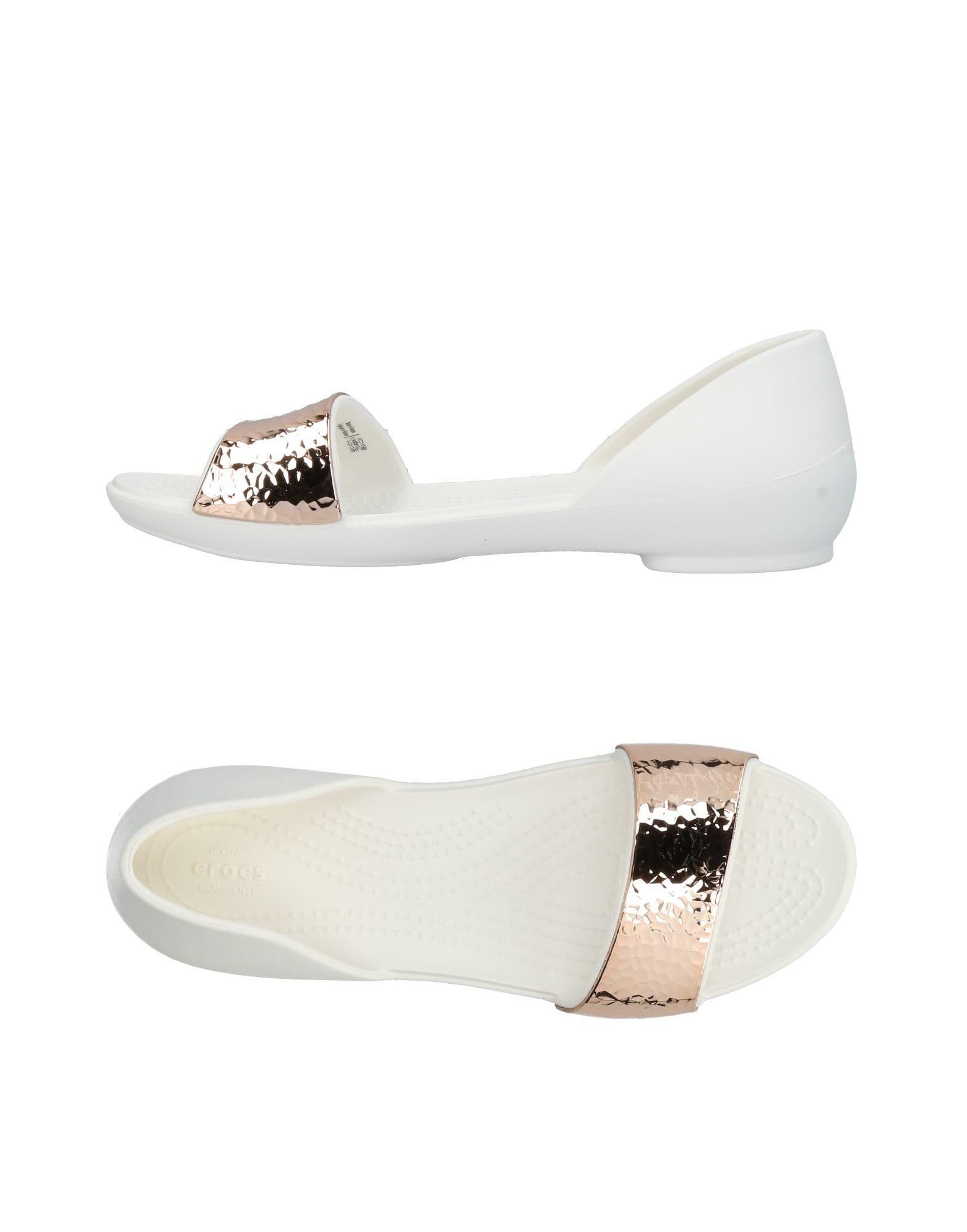 Günstige und modische Schuhe Crocs Ballerinas Damen  11441595AW