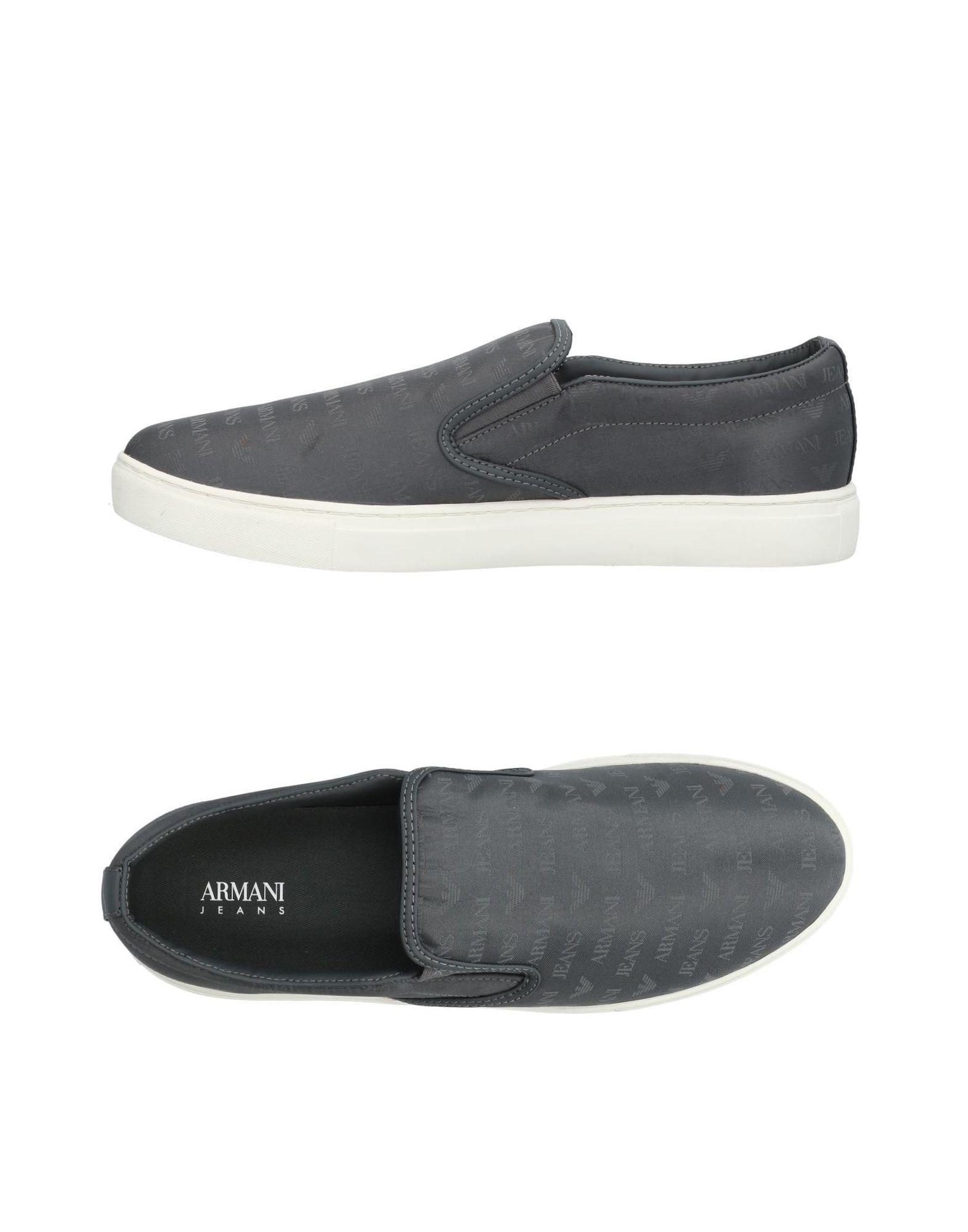 Sneakers Armani Jeans Uomo - 11441628OD