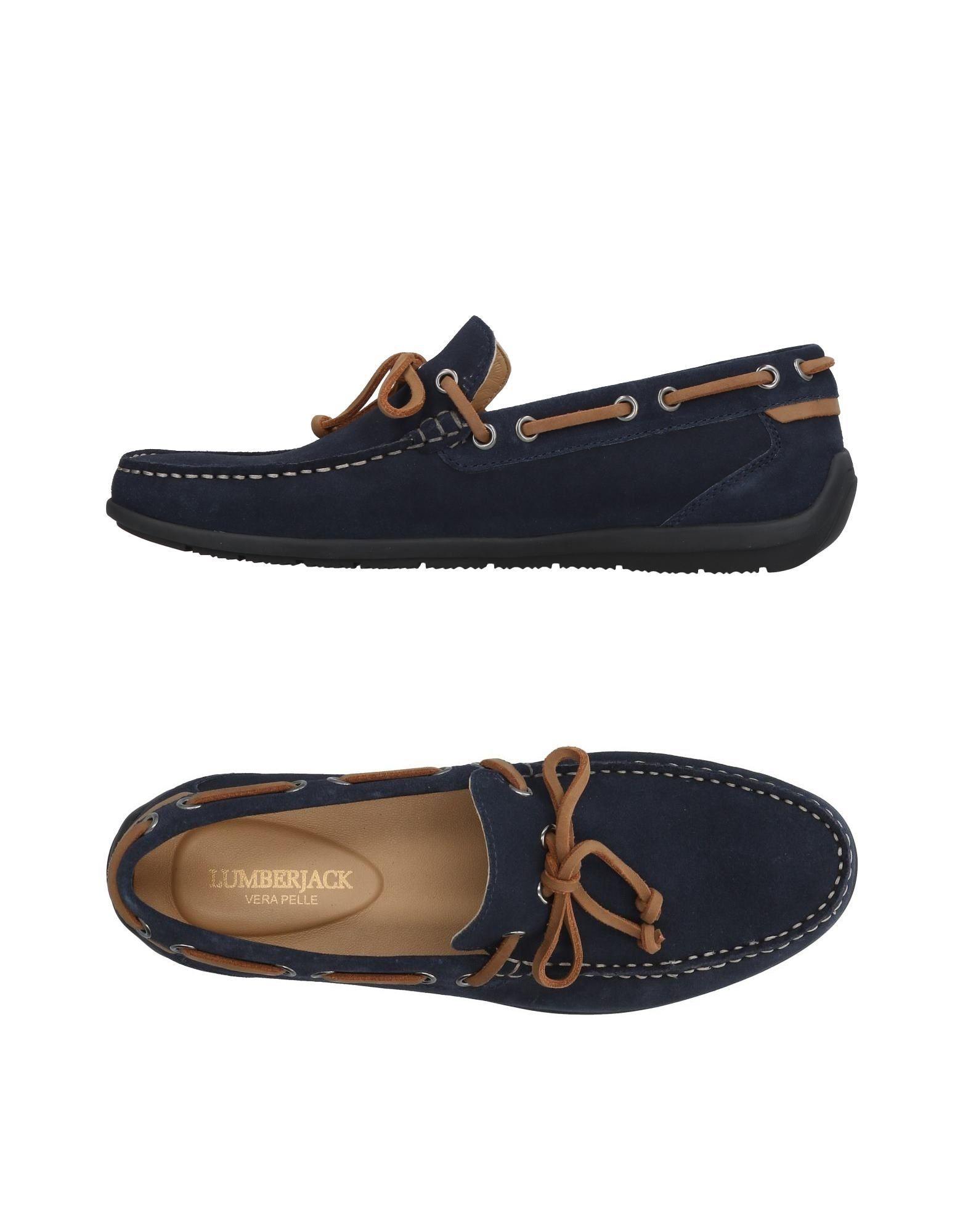 Lumberjack Mokassins Herren  11441636LC Heiße Schuhe