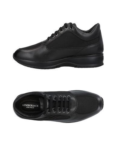 Zapatos con descuento Zapatillas Lumberjack Hombre - Zapatillas Lumberjack - 11441649IW Negro