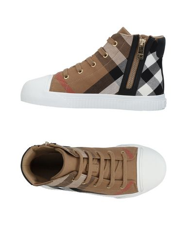 c6d0631357a Burberry Sneakers Girl 9-16 years online on YOOX Norway