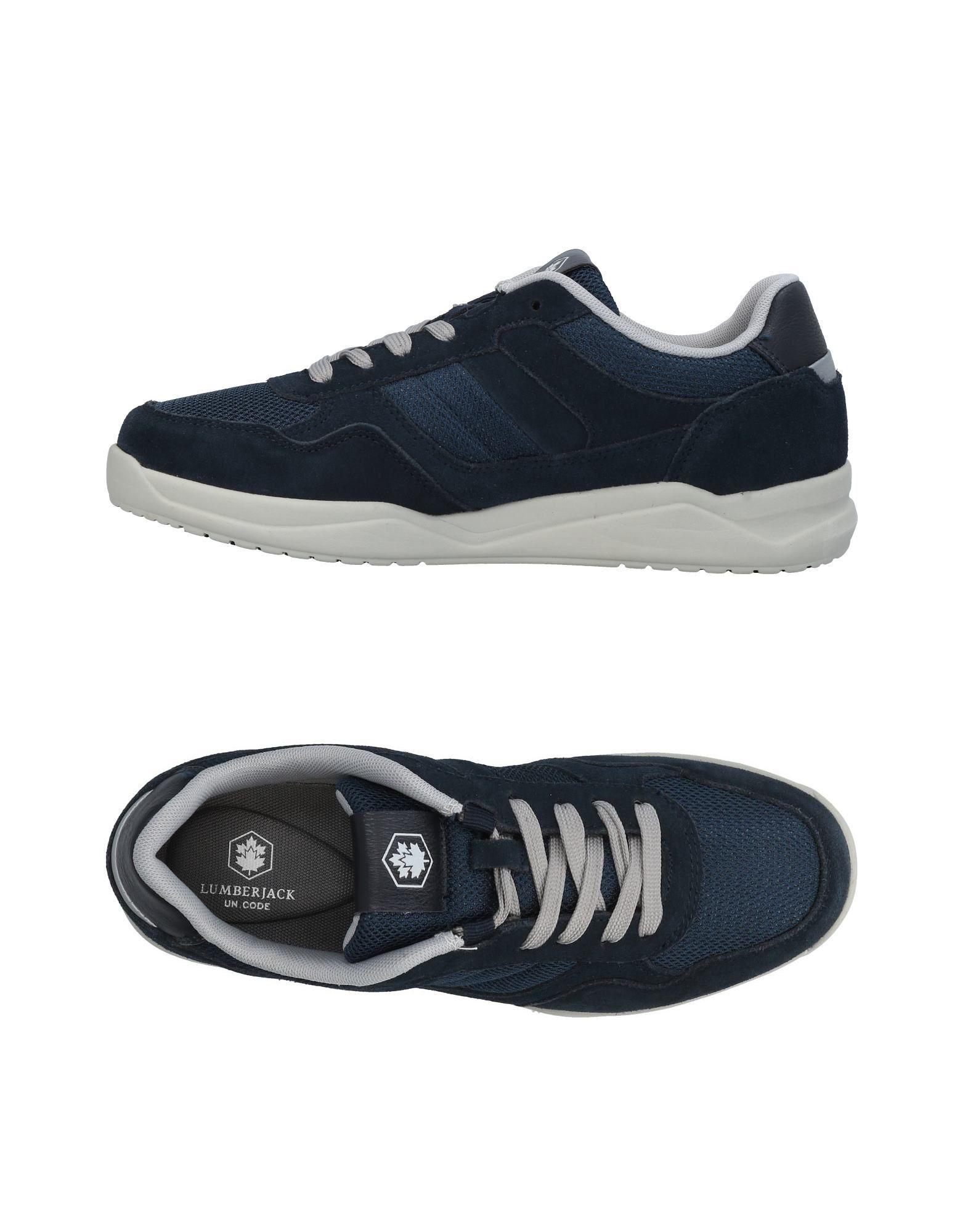 Lumberjack Sneakers Herren  Schuhe 11441675NP Heiße Schuhe  4627fb