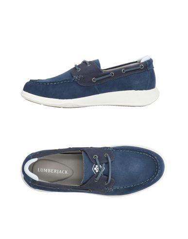 Zapatos con descuento Mocasín Lumberjack Hombre - Mocasines Lumberjack - 11441676GP Gris perla