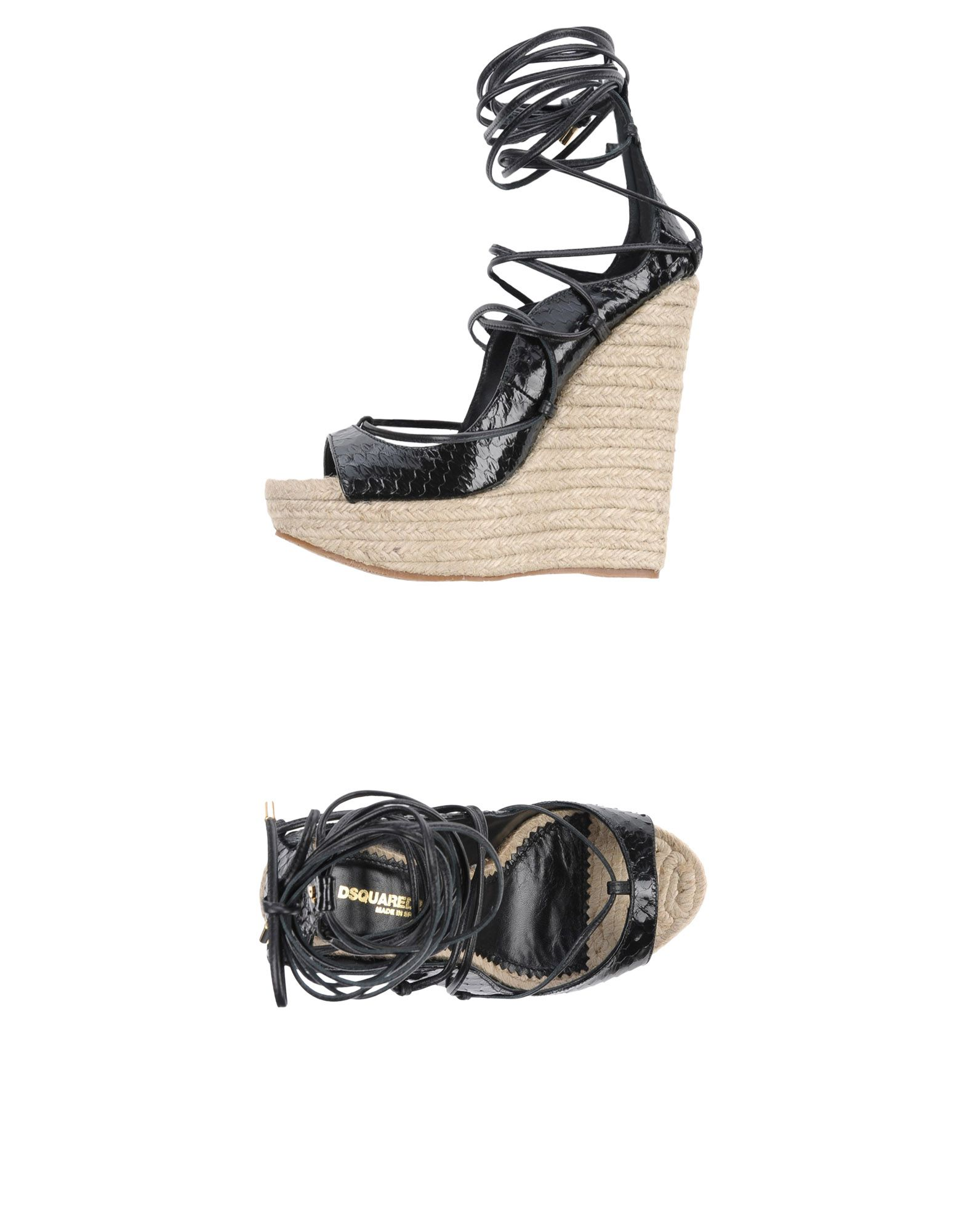 Dsquared2 Sandalen Damen  11441702DR Heiße Schuhe 9ae878