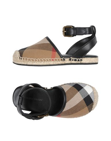 orologio b3236 1bc3e BURBERRY Espadrilles - Footwear | YOOX.COM