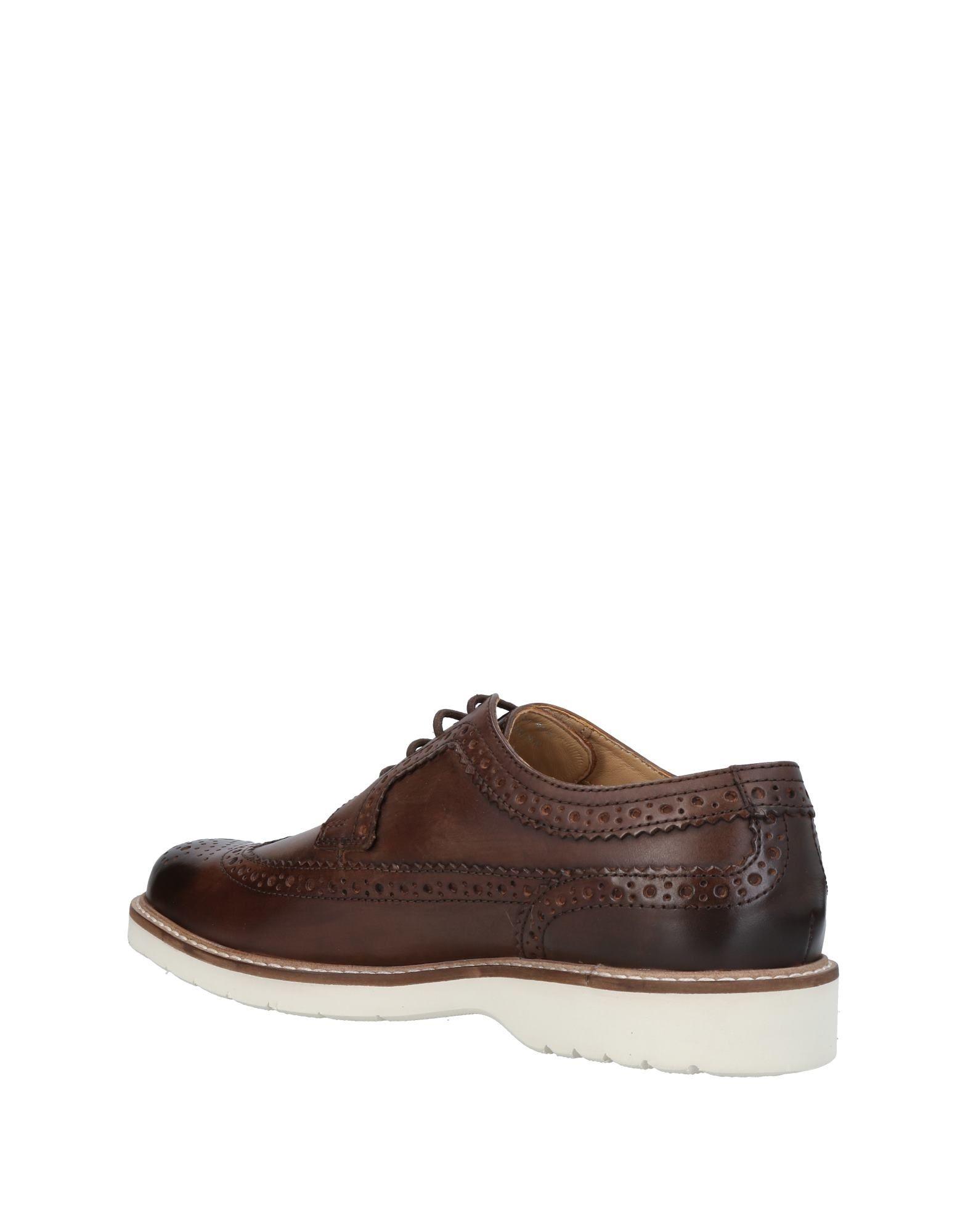 Rabatt echte Schuhe Lumberjack Schnürschuhe Herren  11441734KN