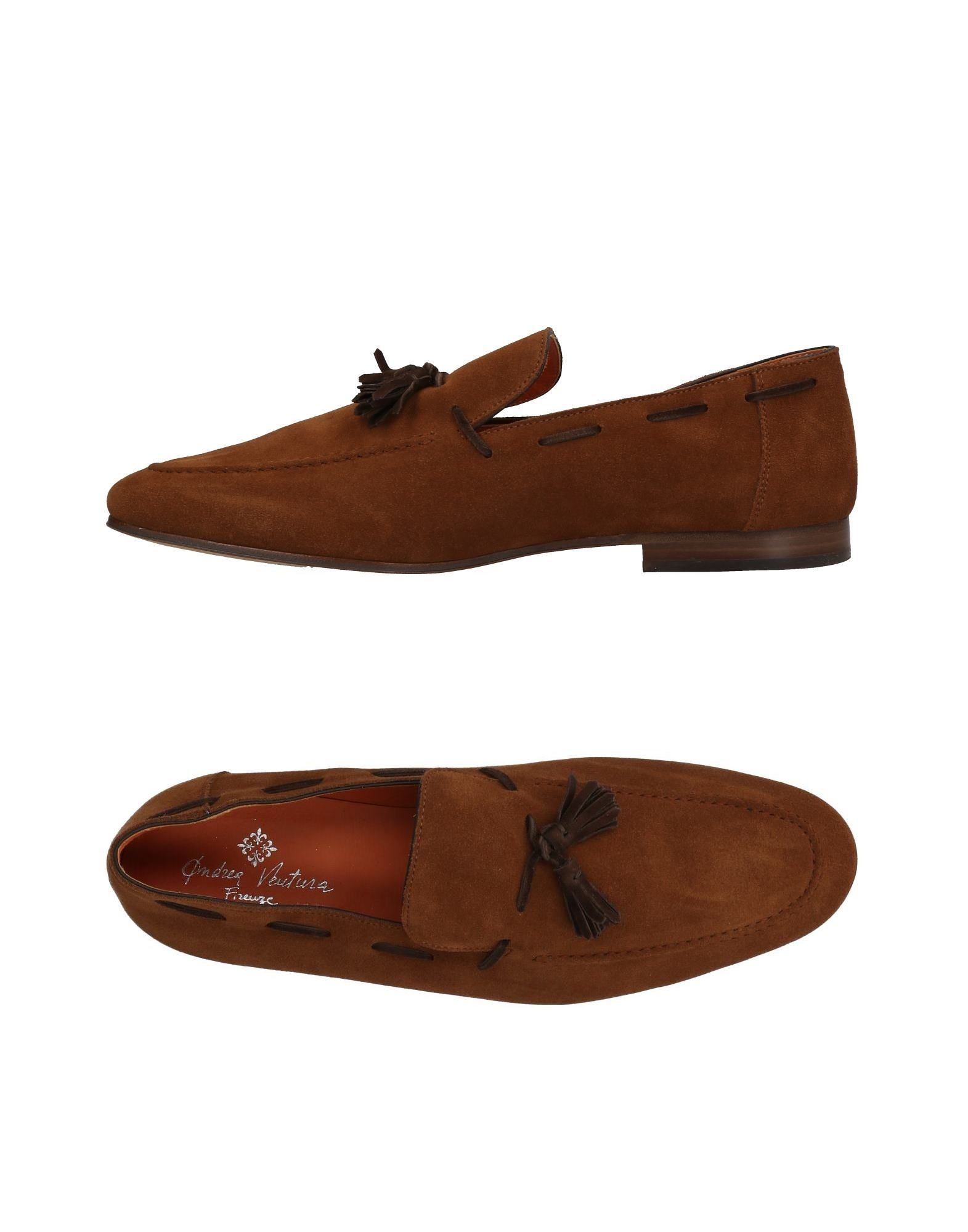 Andrea Ventura Firenze Loafers Loafers Loafers - Men Andrea Ventura Firenze Loafers online on  Canada - 11441753IW 346f26