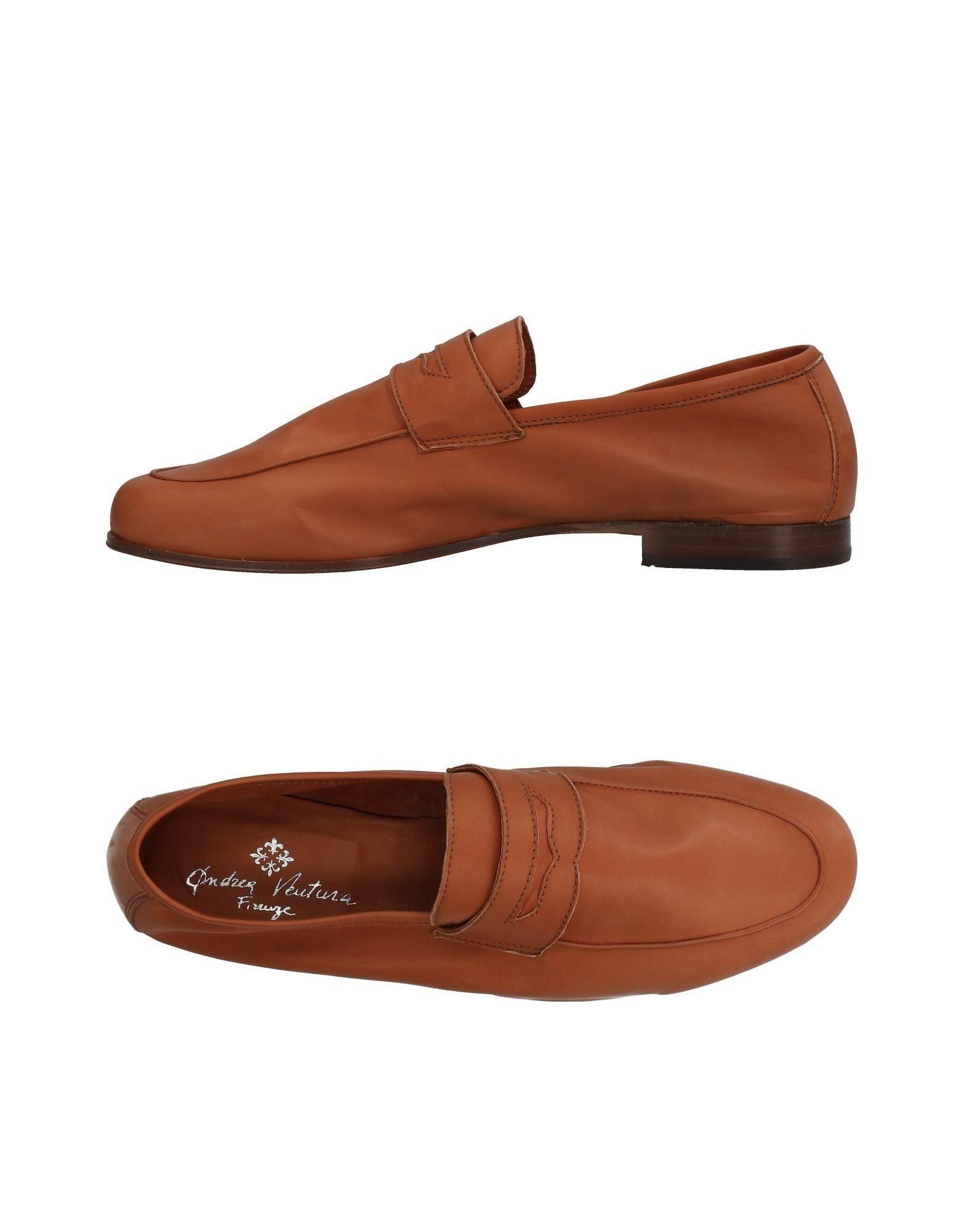 Andrea Ventura Firenze Mokassins Herren  11441755TP Neue Schuhe