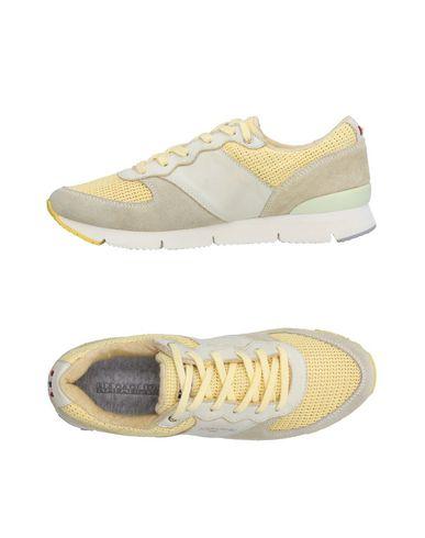 Zapatos cómodos y versátiles Zapatillas Napapijri Mujer - Zapatillas Napapijri - 11441808UG Amarillo claro