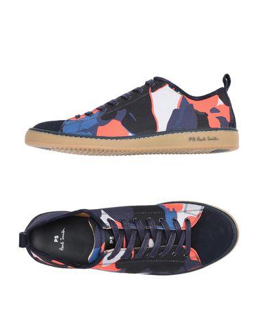 38eaaff6d Ps Paul Smith Mens Shoe Miyata Red Camo - Sneakers - Men Ps Paul ...