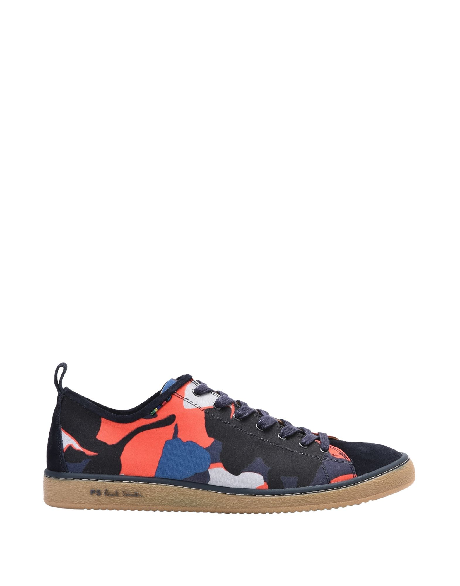 ps par paul smith     chaussure miyata Rouge  camo - tennis - hommes ps par paul smith baskets en ligne le royaume 946d71