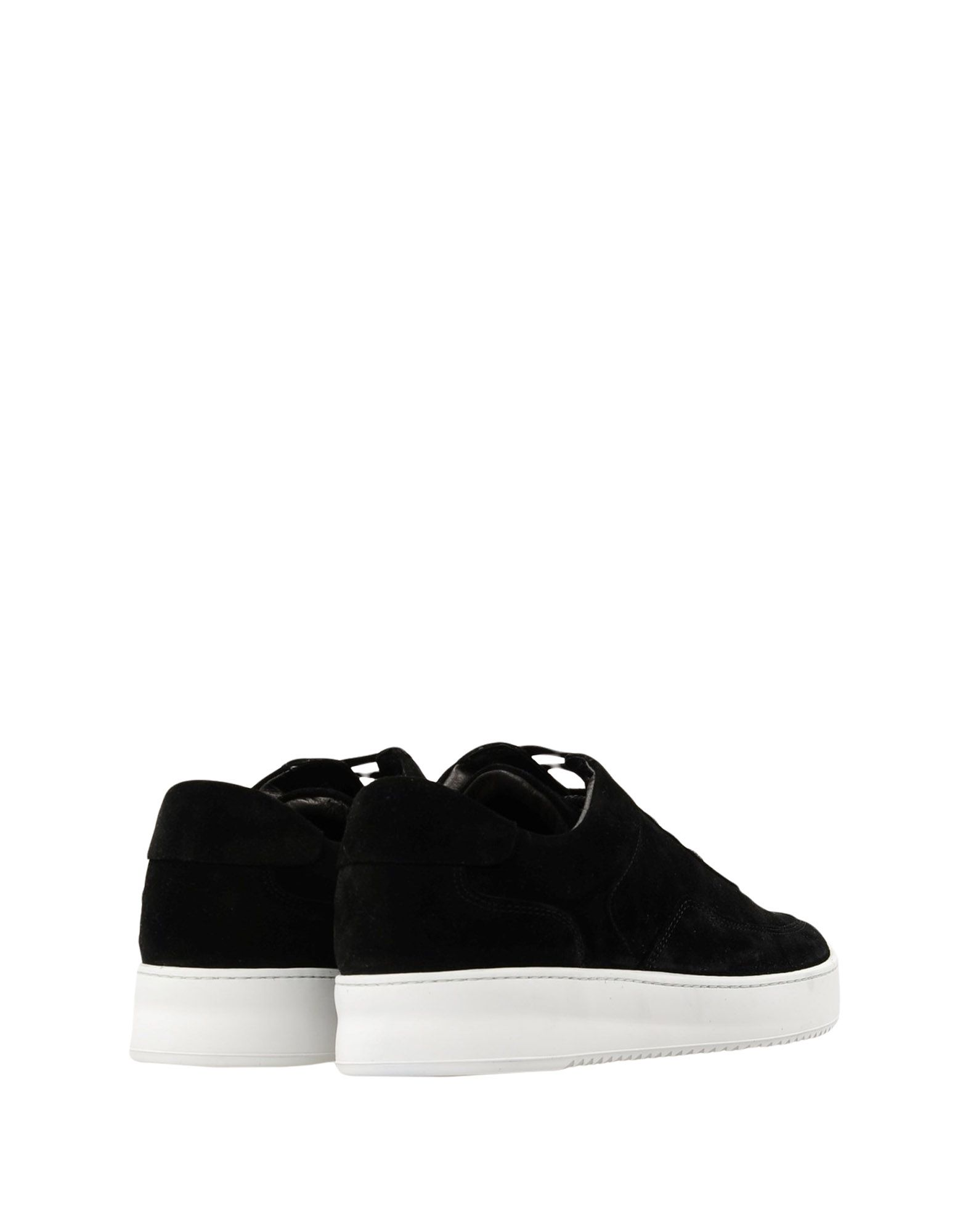 Filling Pieces Low Mondo Ripple Nardo Suede Black    11441814CB Gute Qualität beliebte Schuhe ef4de1