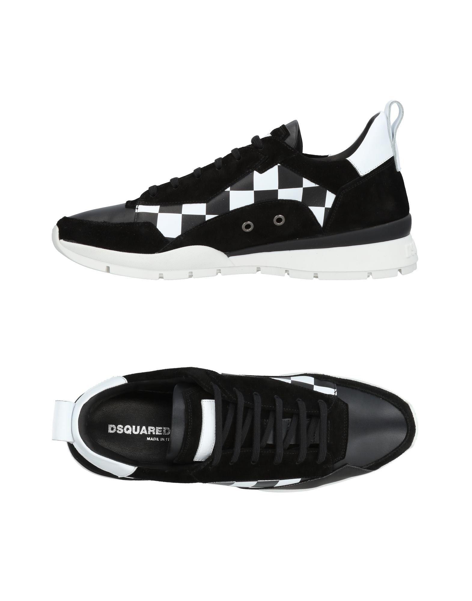 Moda Sneakers Dsquared2 Uomo Uomo Dsquared2 - 11441820NF 121eb2