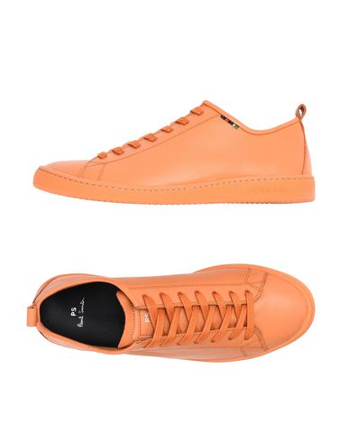 a2e12ab7d38 Ps Paul Smith Mens Shoe Miyata Orange - Sneakers - Men Ps Paul Smith  Sneakers online on YOOX United States - 11441853SJ