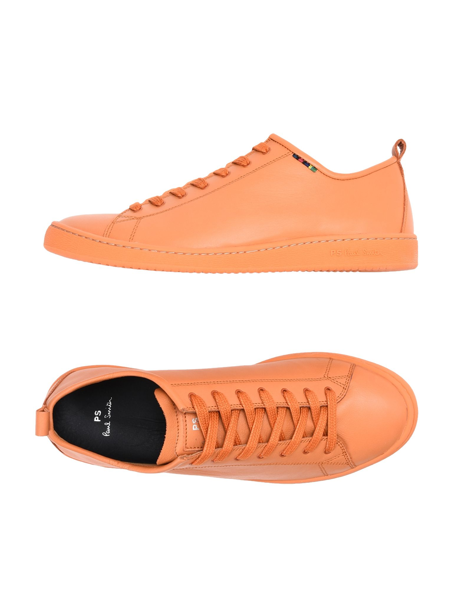 Sneakers Ps By Paul Smith Mens Shoe Miyata Orange - Uomo - Acquista online su
