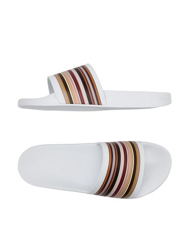 Zapatos con Smith descuento Chanclas Paul Smith con Ms Shoe Rub White - Hombre - Chanclas Paul Smith - 11441869WH Blanco d7b63f