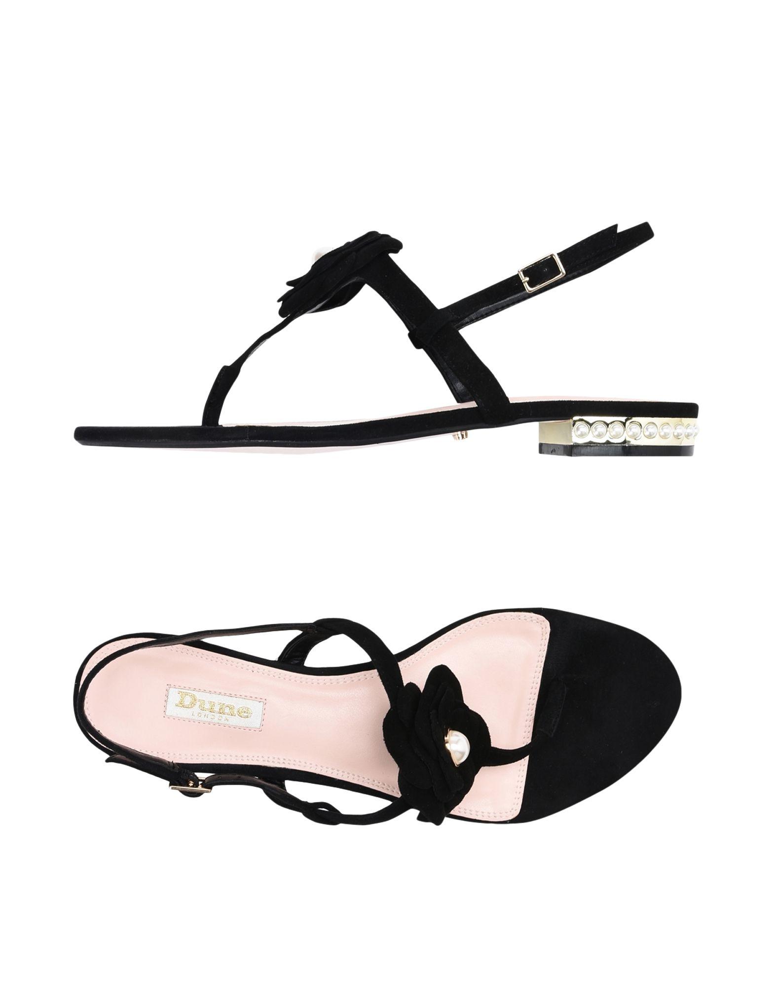 Dune London Toe Thong Flower Sandal  11441907UL Gute Qualität beliebte Schuhe