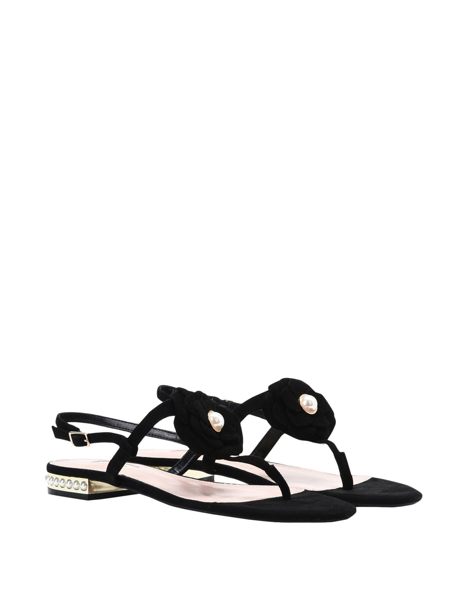 Dune London Toe 11441907UL Thong Flower Sandal  11441907UL Toe Gute Qualität beliebte Schuhe 2bb7f9