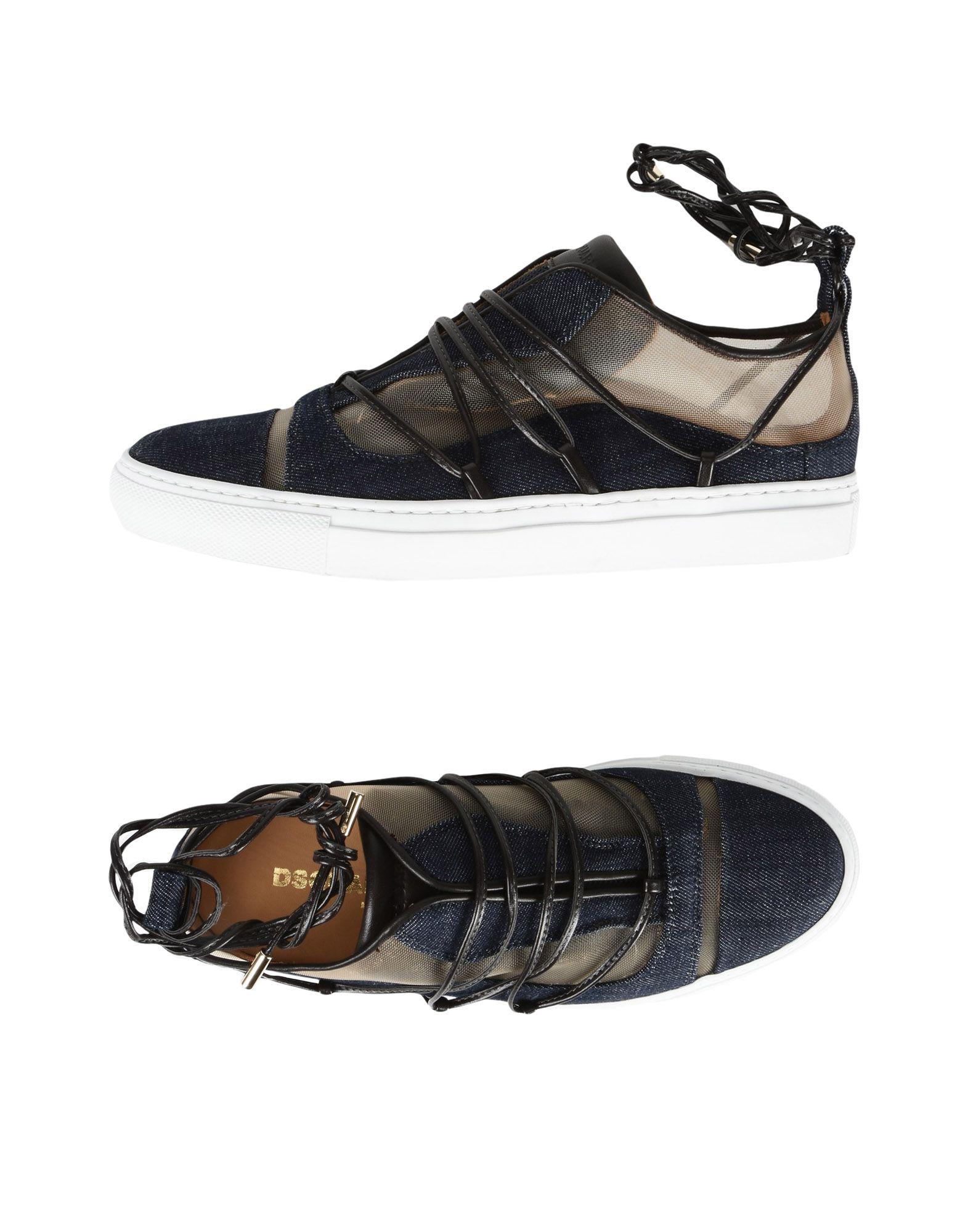 Gut um Damen billige Schuhe zu tragenDsquared2 Sneakers Damen um  11441953XT 74a58d