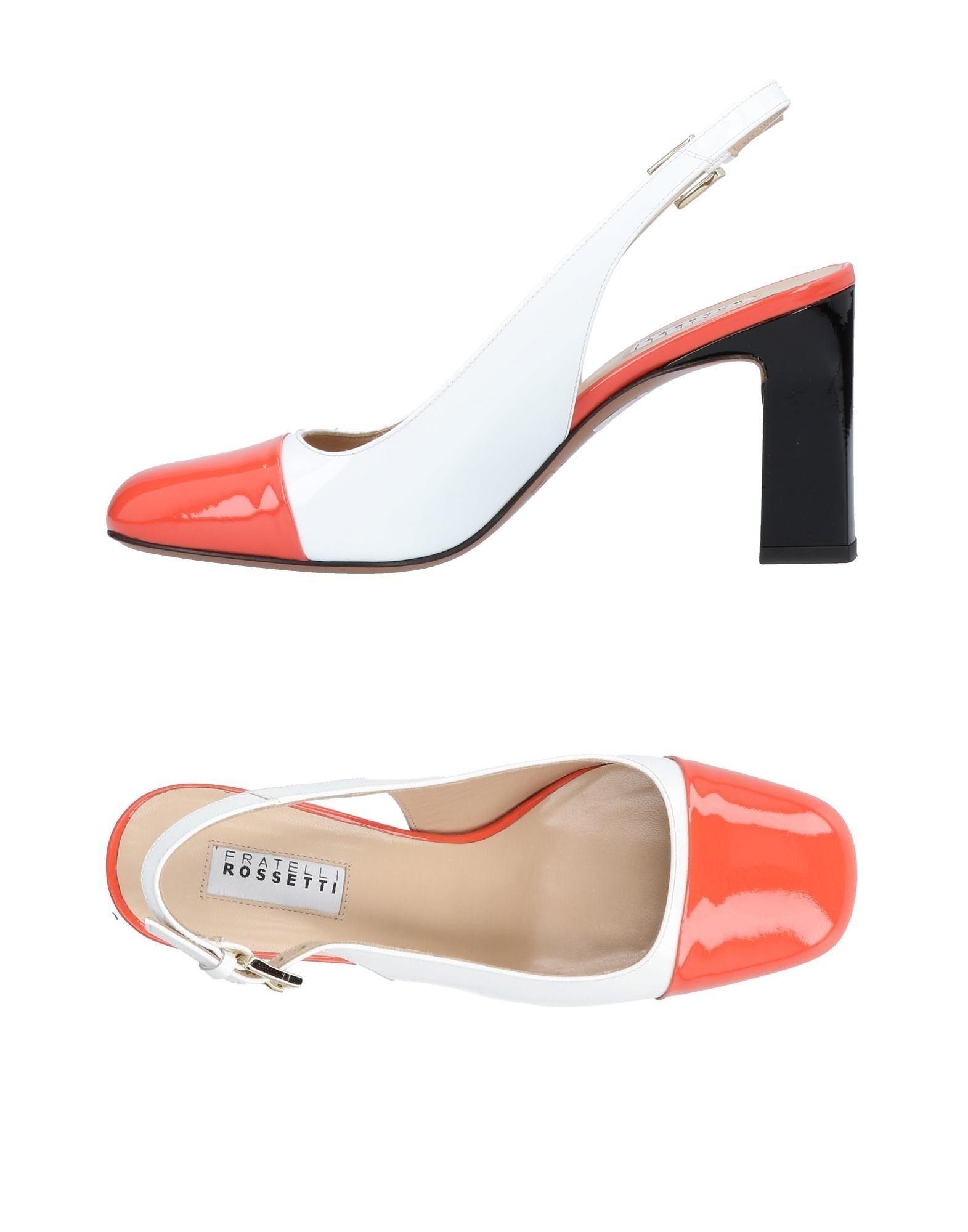 Stilvolle billige Schuhe Fratelli Rossetti Pumps Damen  11441956PM