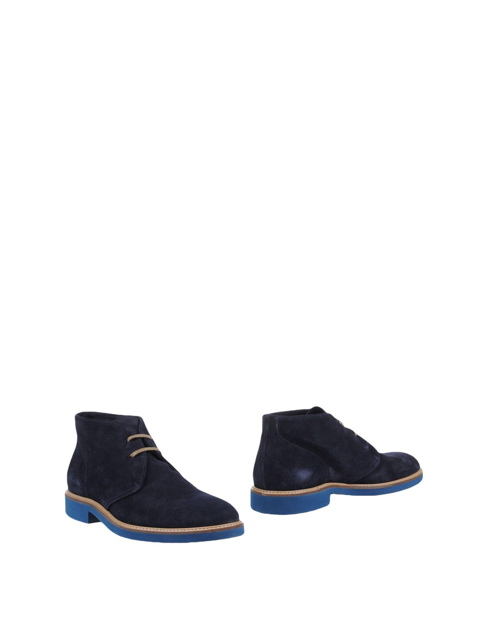 Rabatt echte  Schuhe Doucal's Stiefelette Herren  echte 11441985BO 5ff758