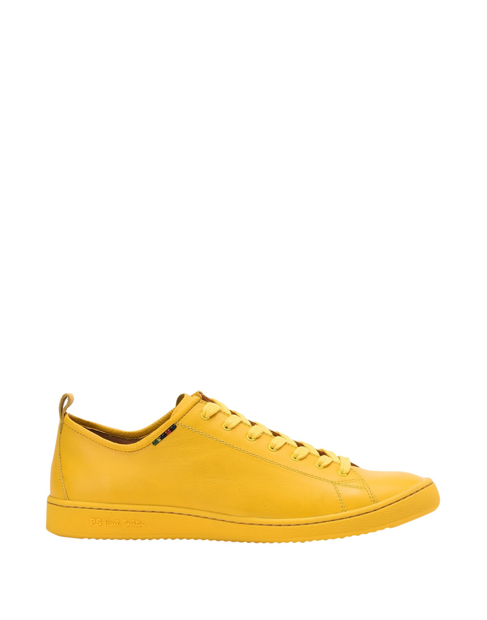 ... Sneakers Ps By Paul Smith Mens Shoe Miyata Lemon Yellow - Homme - Sneakers  Ps By ...