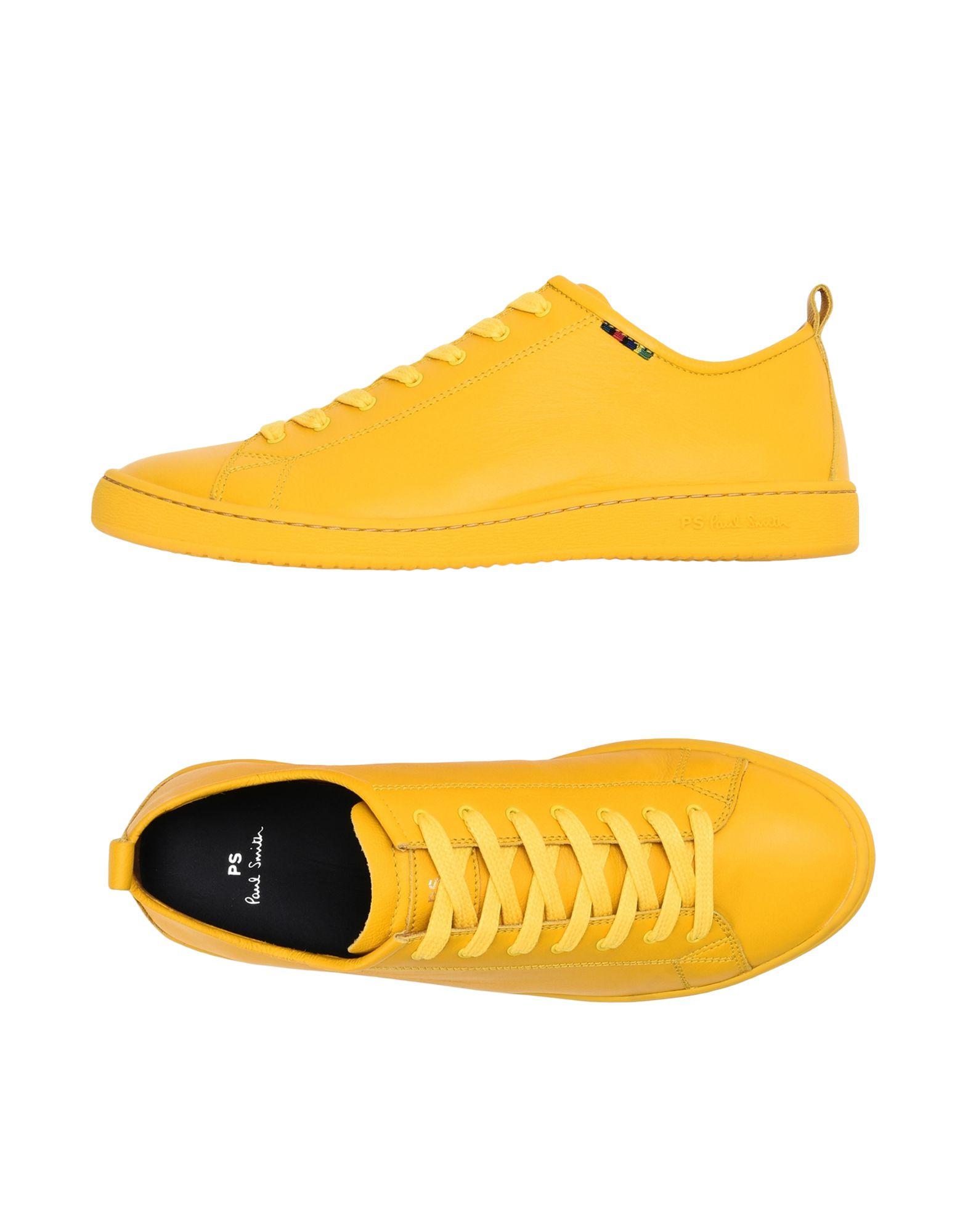 Sneakers Ps By Paul Smith Mens Shoe Miyata Lemon Yellow - Uomo - Acquista online su